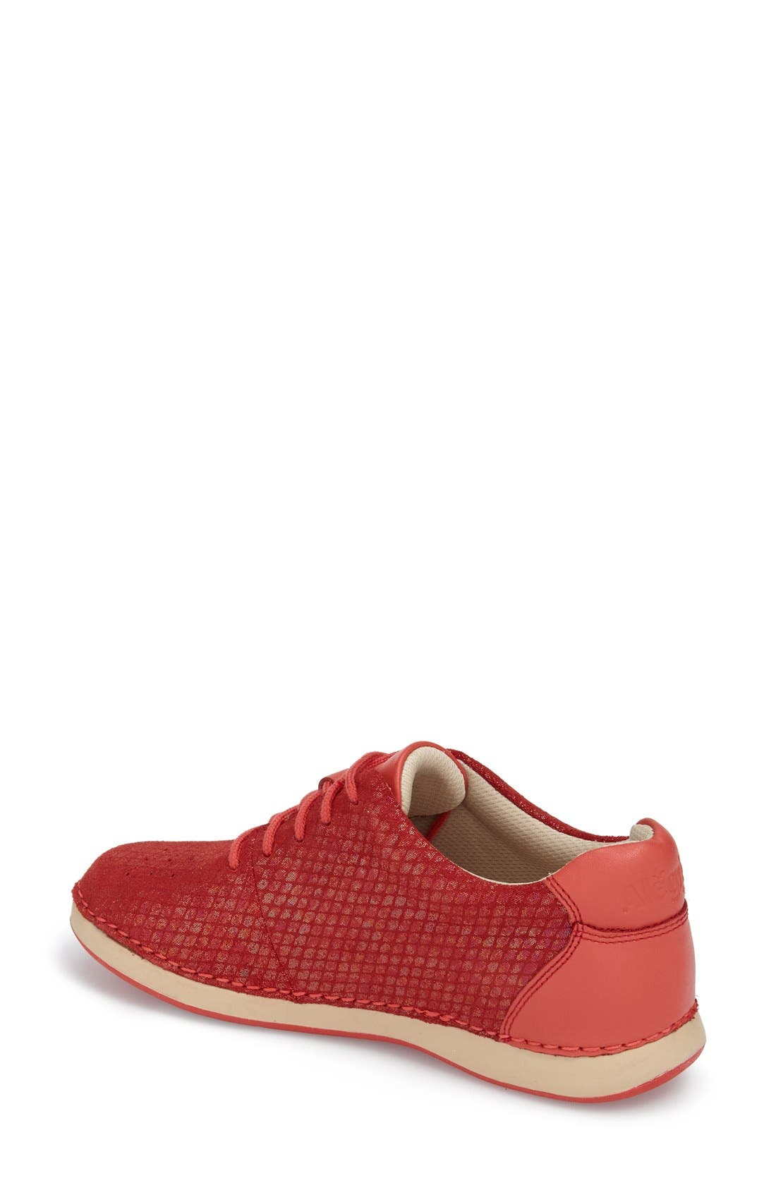 Essence Lace-Up Leather Oxford,                             Alternate thumbnail 61, color,