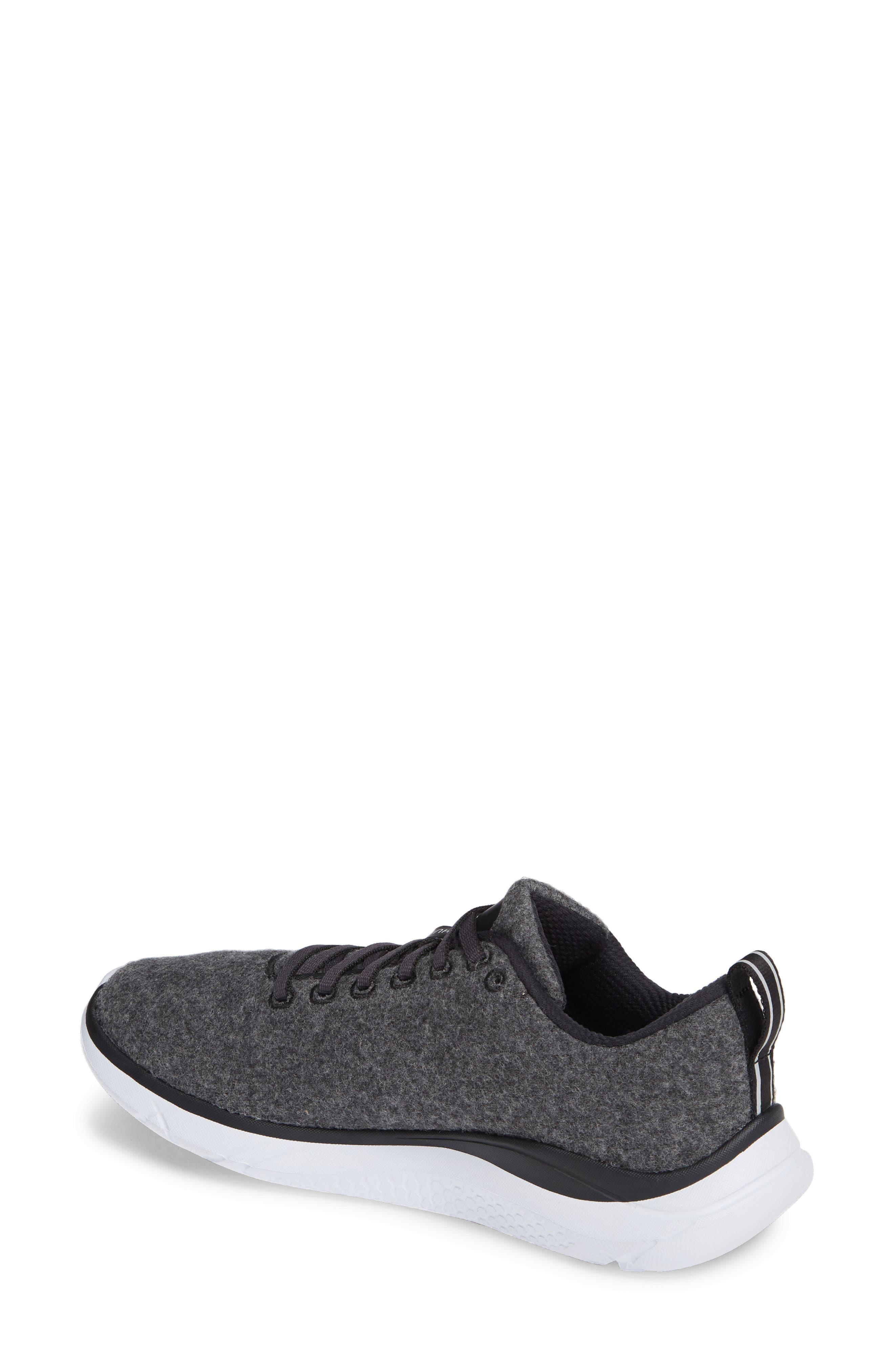 HOKA ONE ONE,                              Hupana Wool Sneaker,                             Alternate thumbnail 2, color,                             023