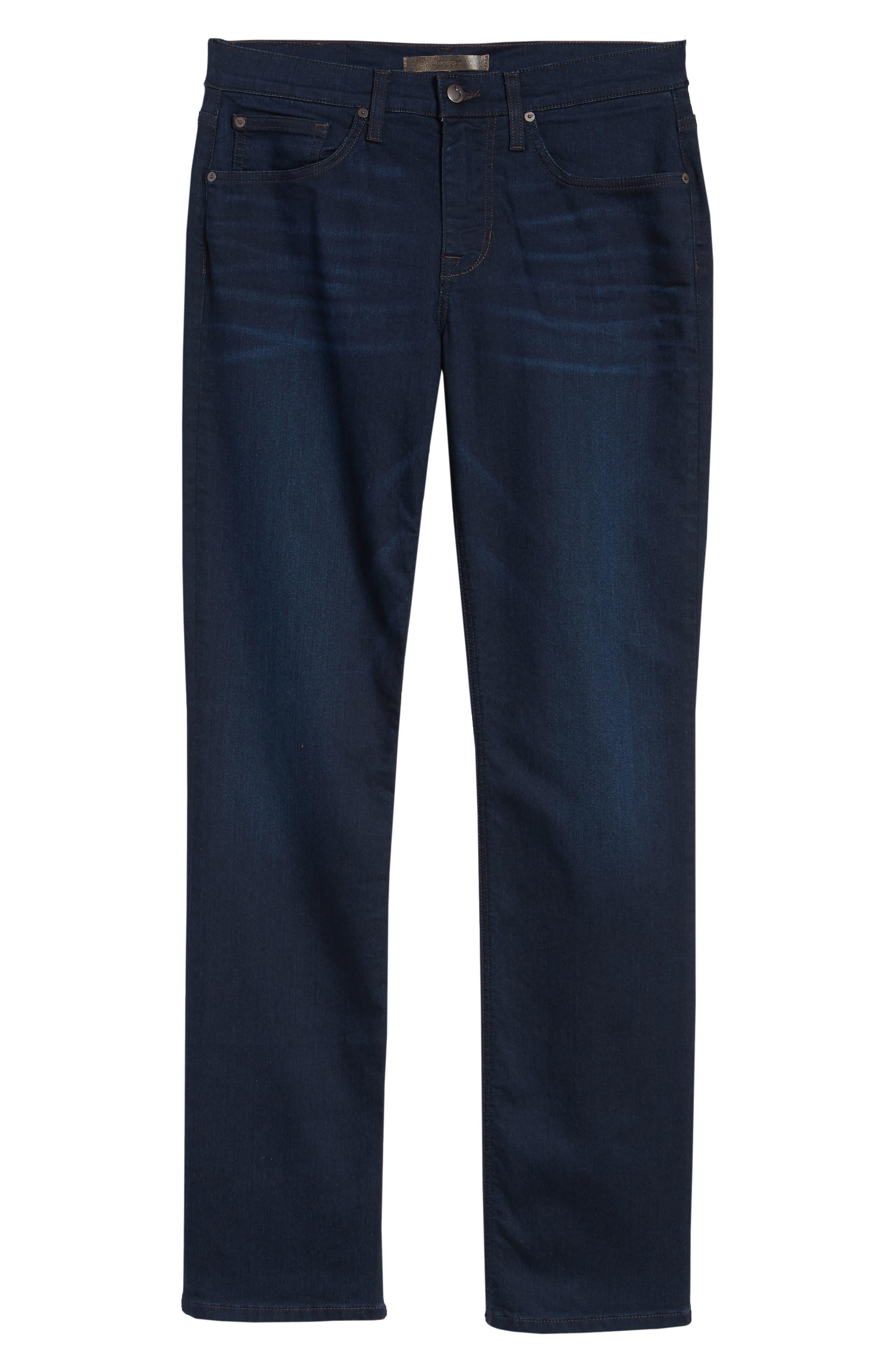 Brixton Kinetic Slim Straight Leg Jeans,                             Alternate thumbnail 2, color,                             400