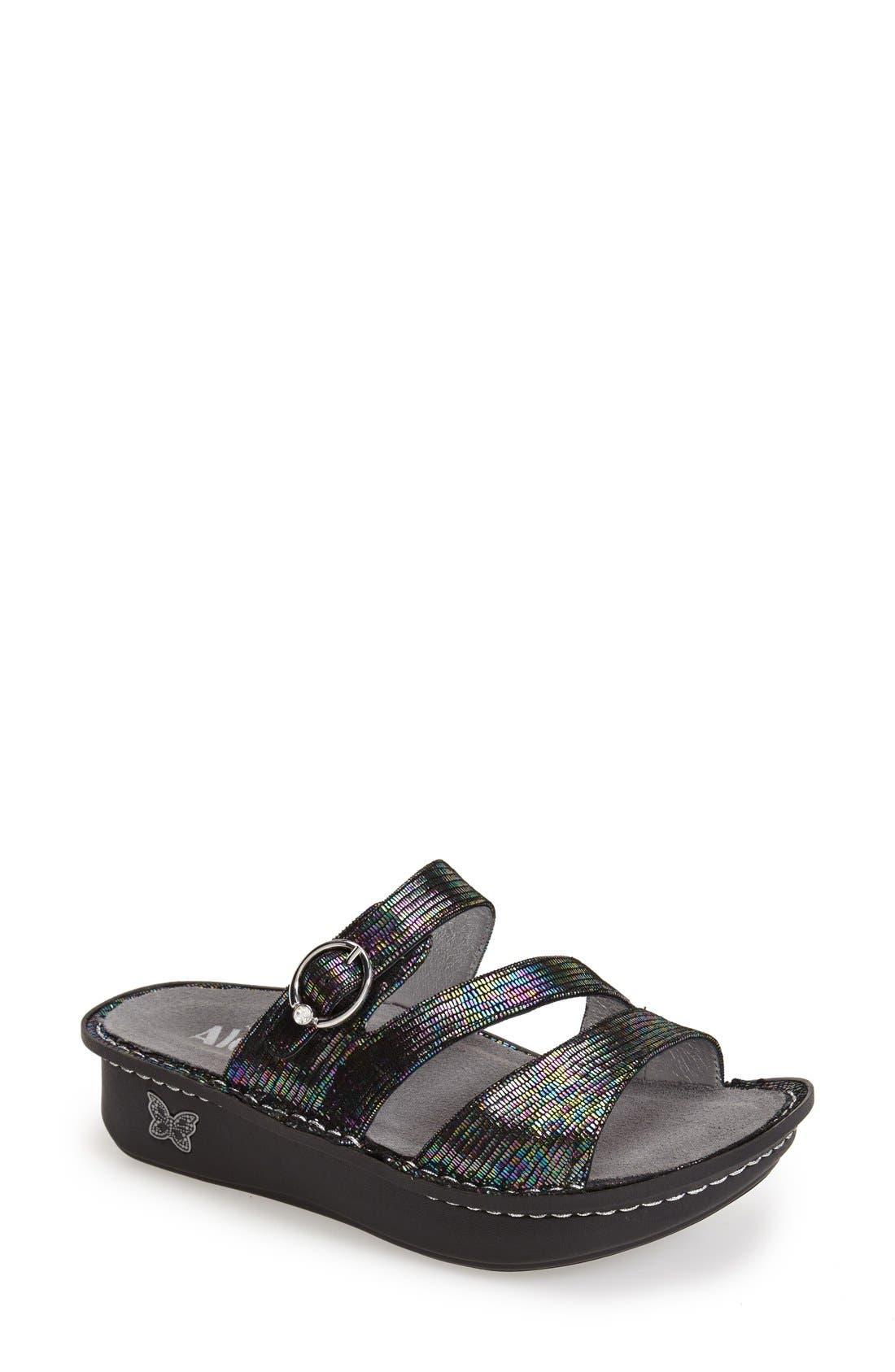 'Colette' Platform Sandal,                             Main thumbnail 12, color,