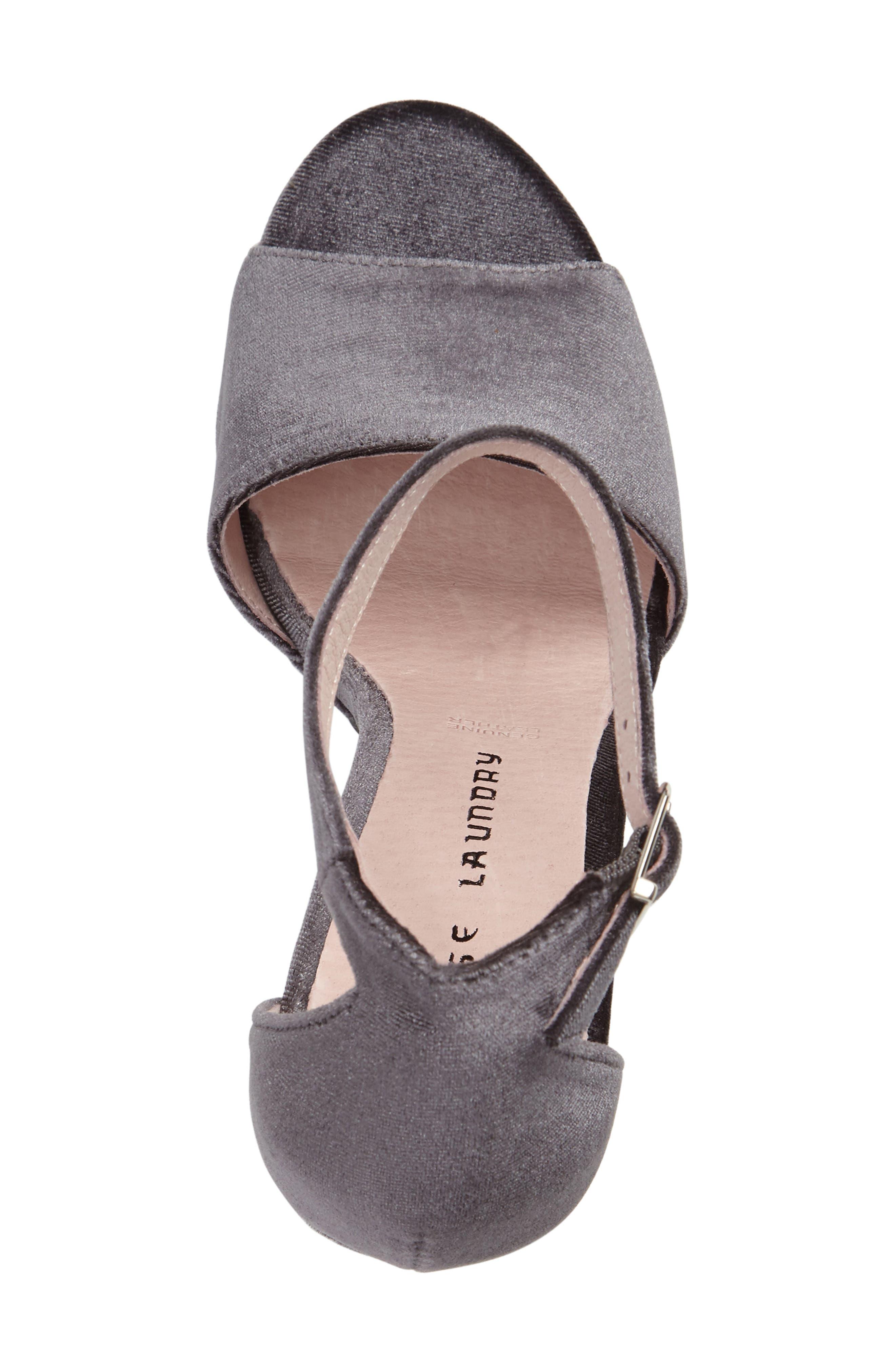 Ace Platform Sandal,                             Alternate thumbnail 3, color,                             035