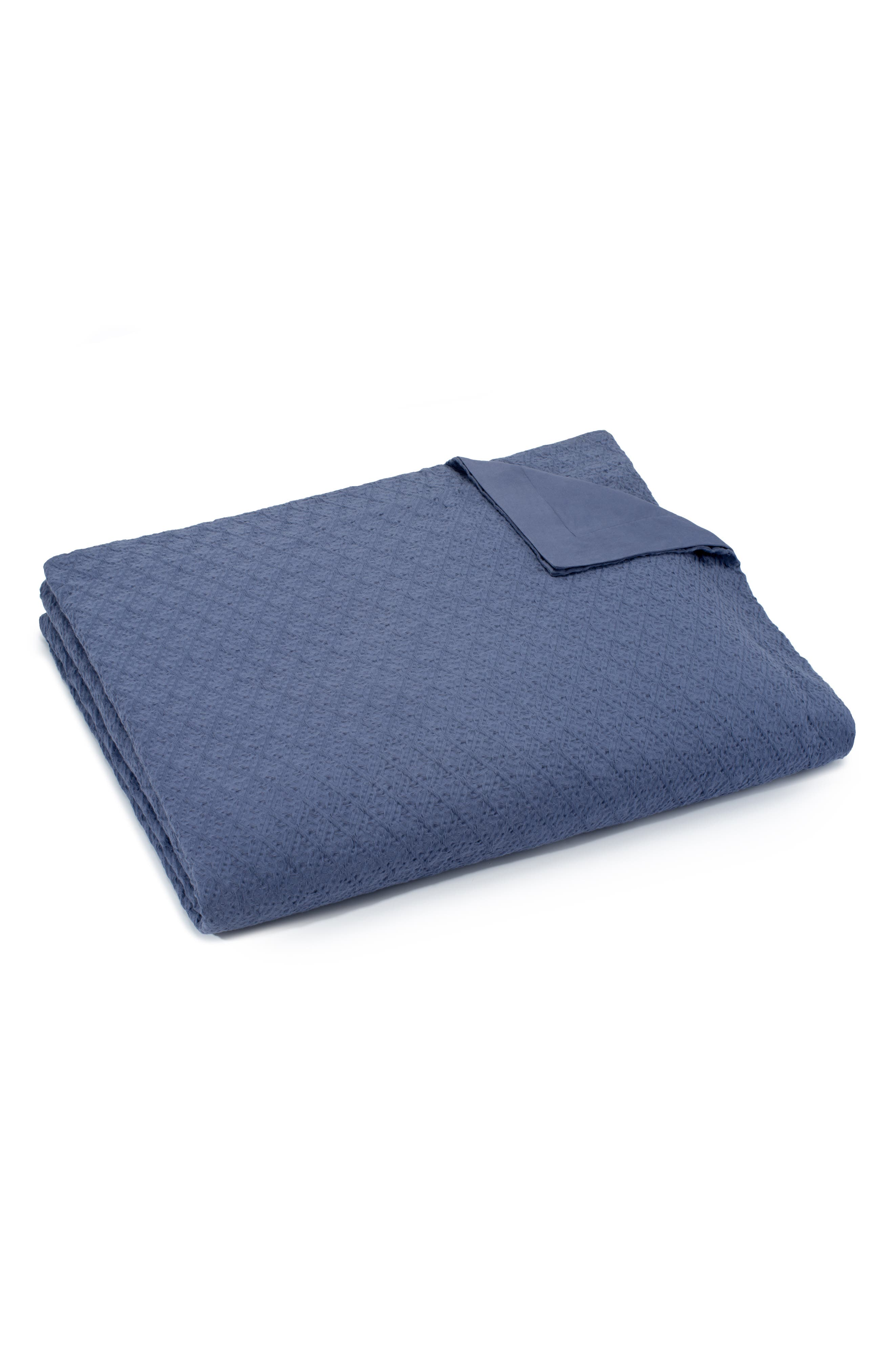 UGG<SUP>®</SUP> Coro Duvet Cover, Main, color, DENIM