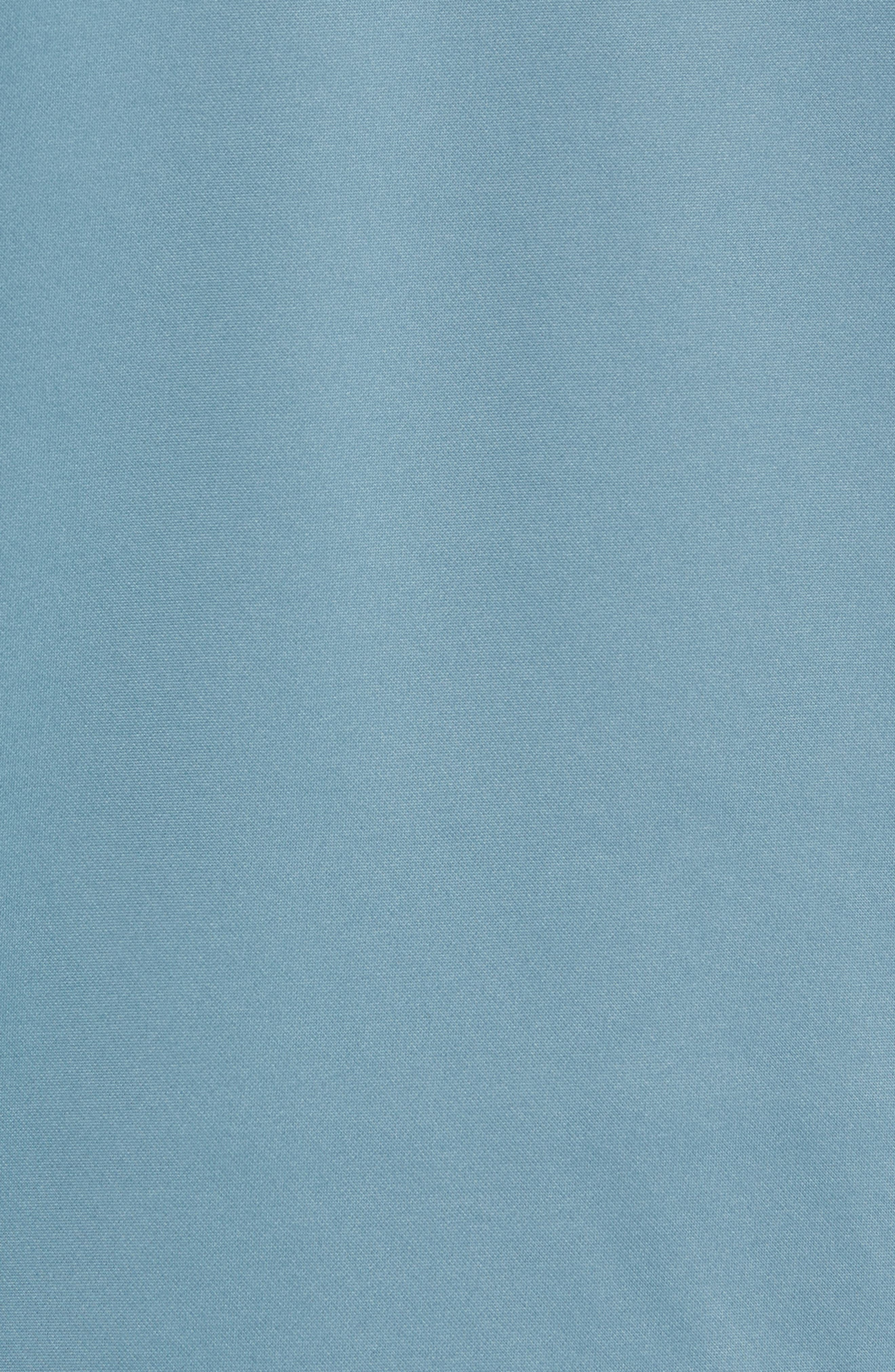 Fitz Roy Trout PolyCycle<sup>®</sup> Full-Zip Hoodie,                             Alternate thumbnail 5, color,                             SHADOW BLUE