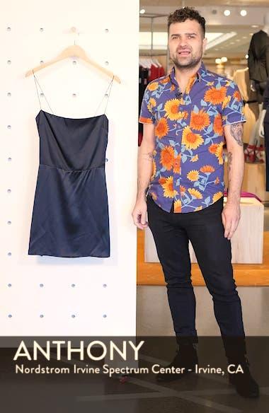 Kosta Silk Minidress, sales video thumbnail