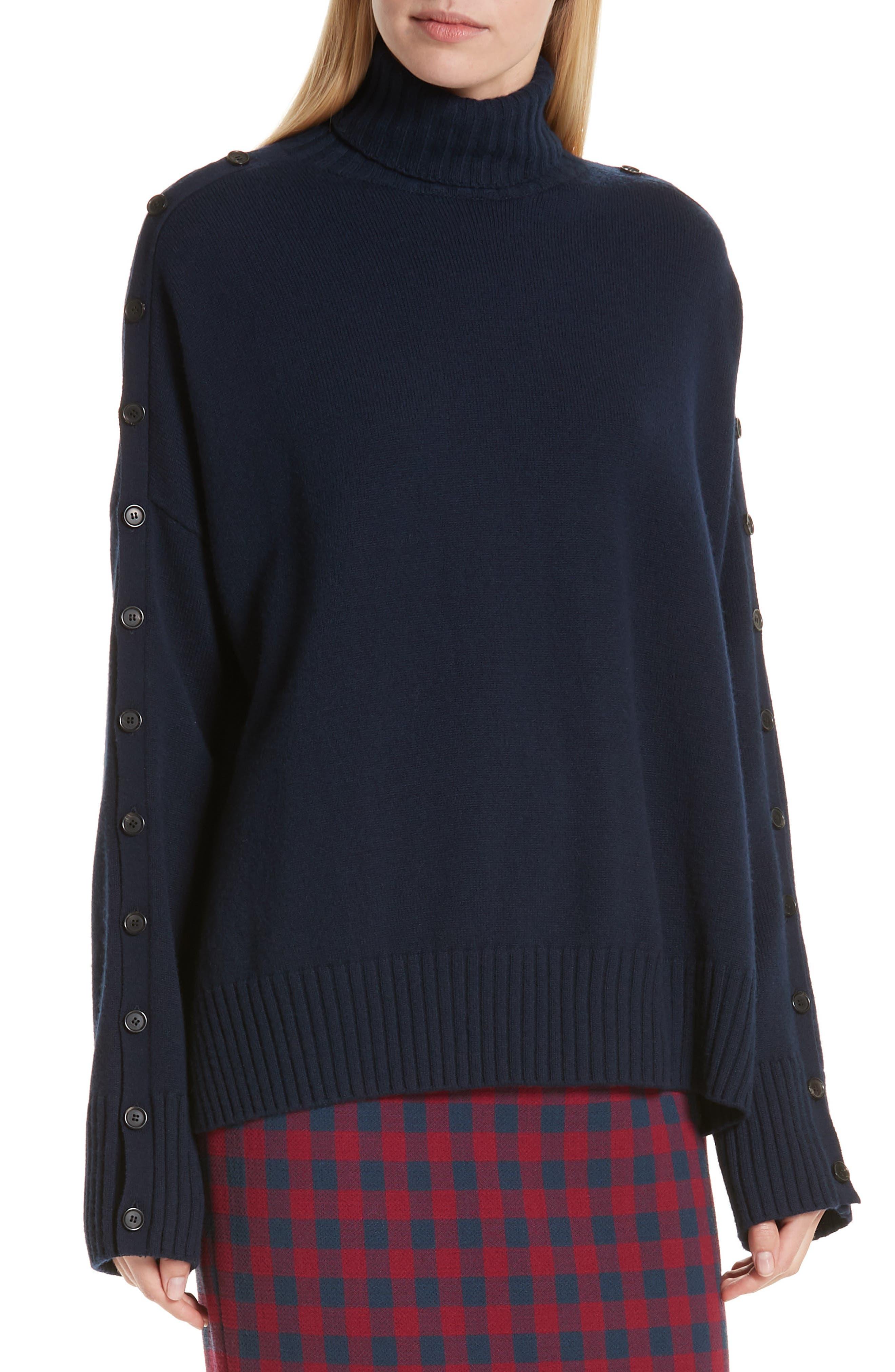 A.l.c. Crosley Merino Wool Turtleneck Sweater