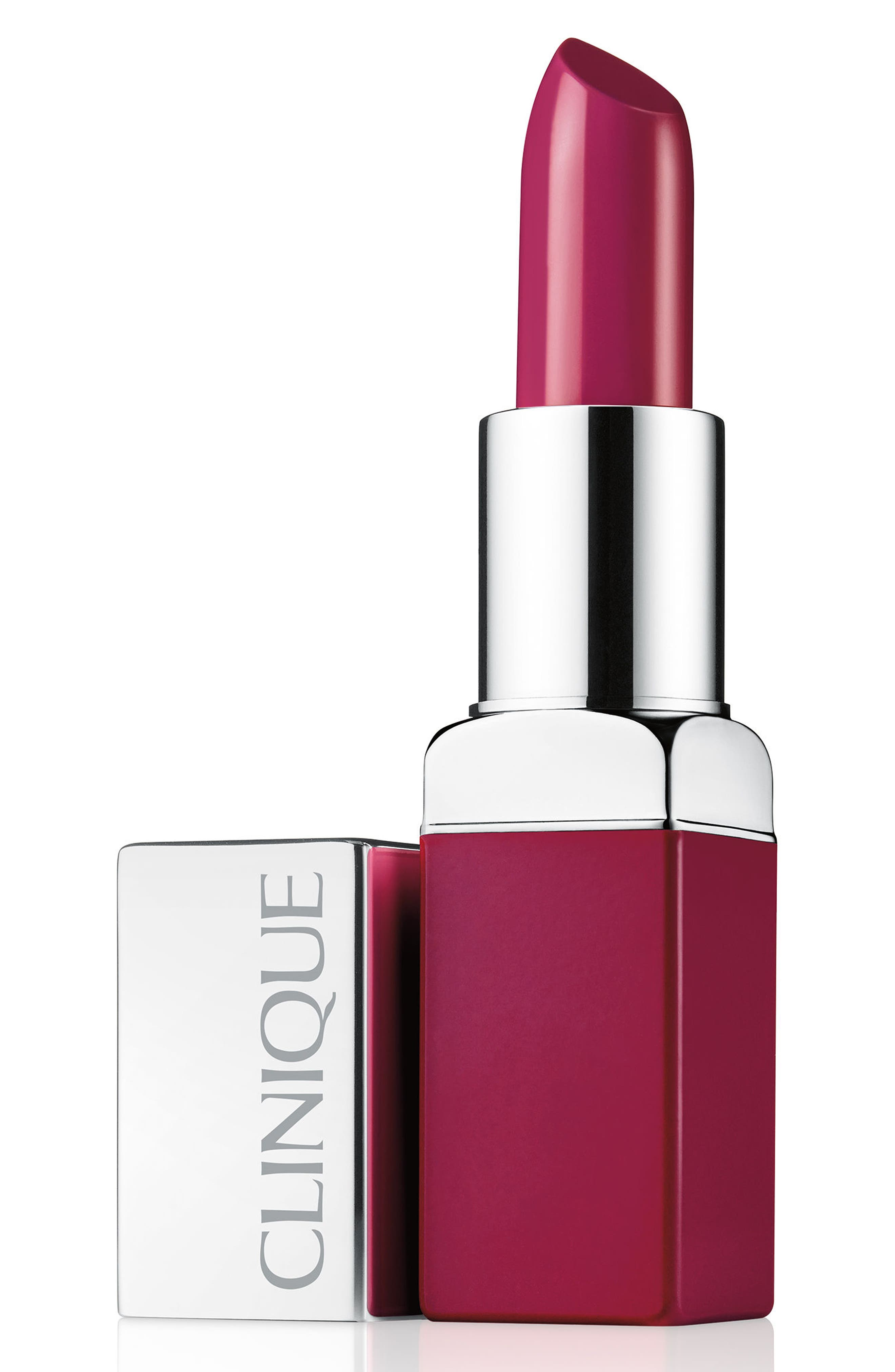 Pop Lip Color & Primer - Raspberry Pop