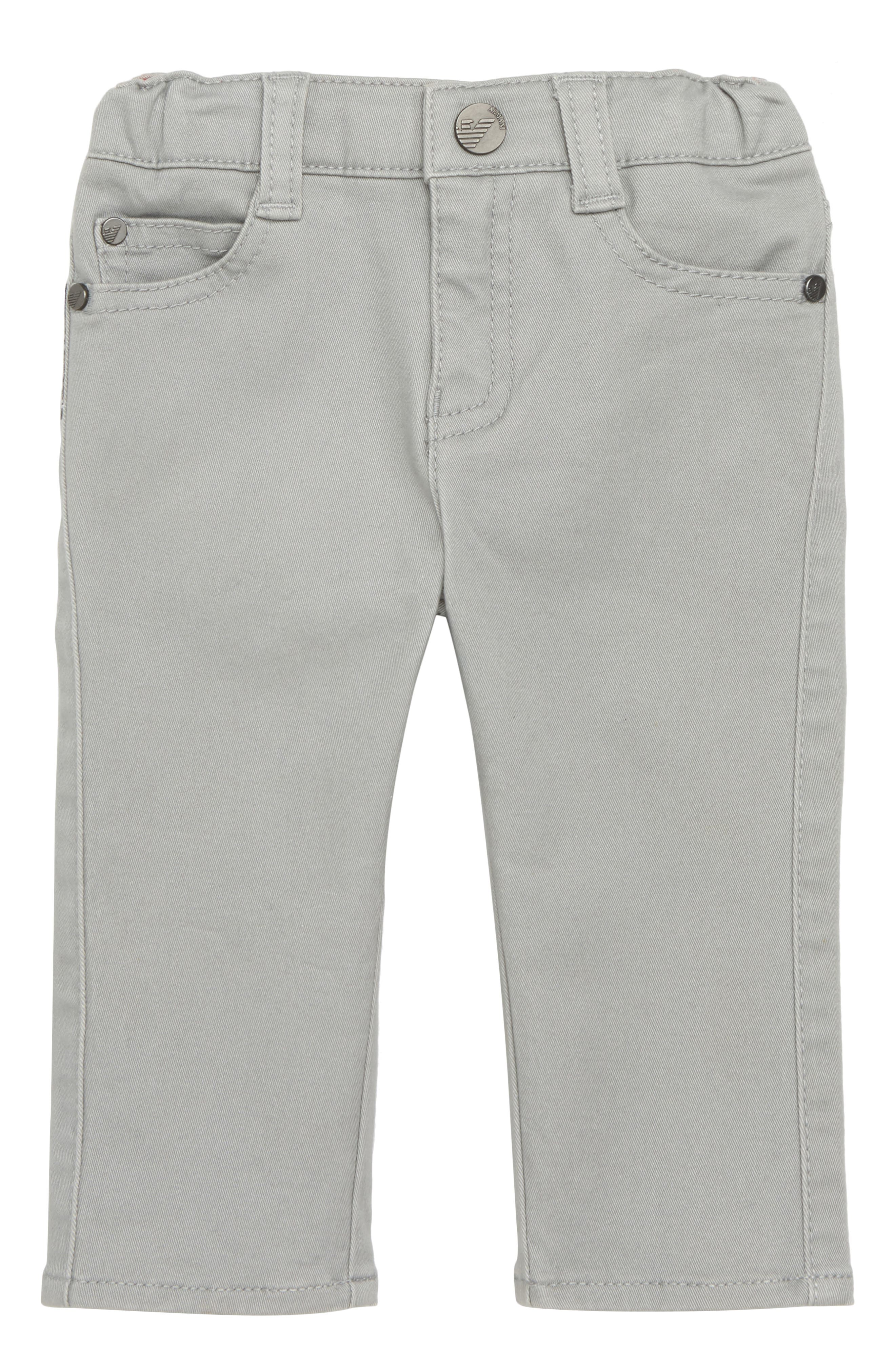 5-Pocket Jeans,                             Main thumbnail 1, color,                             SILVER
