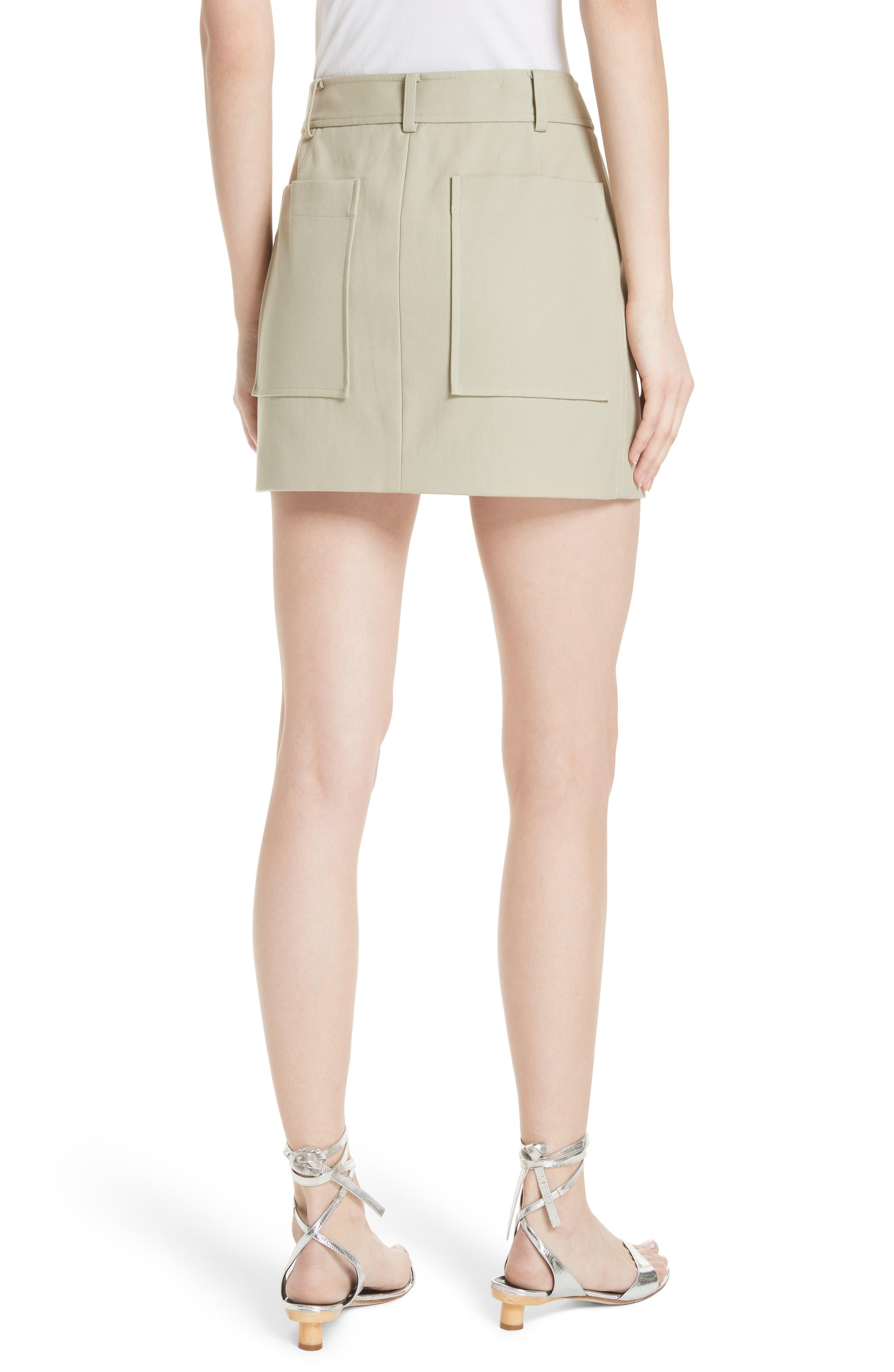 Margaux Miniskirt,                             Alternate thumbnail 2, color,