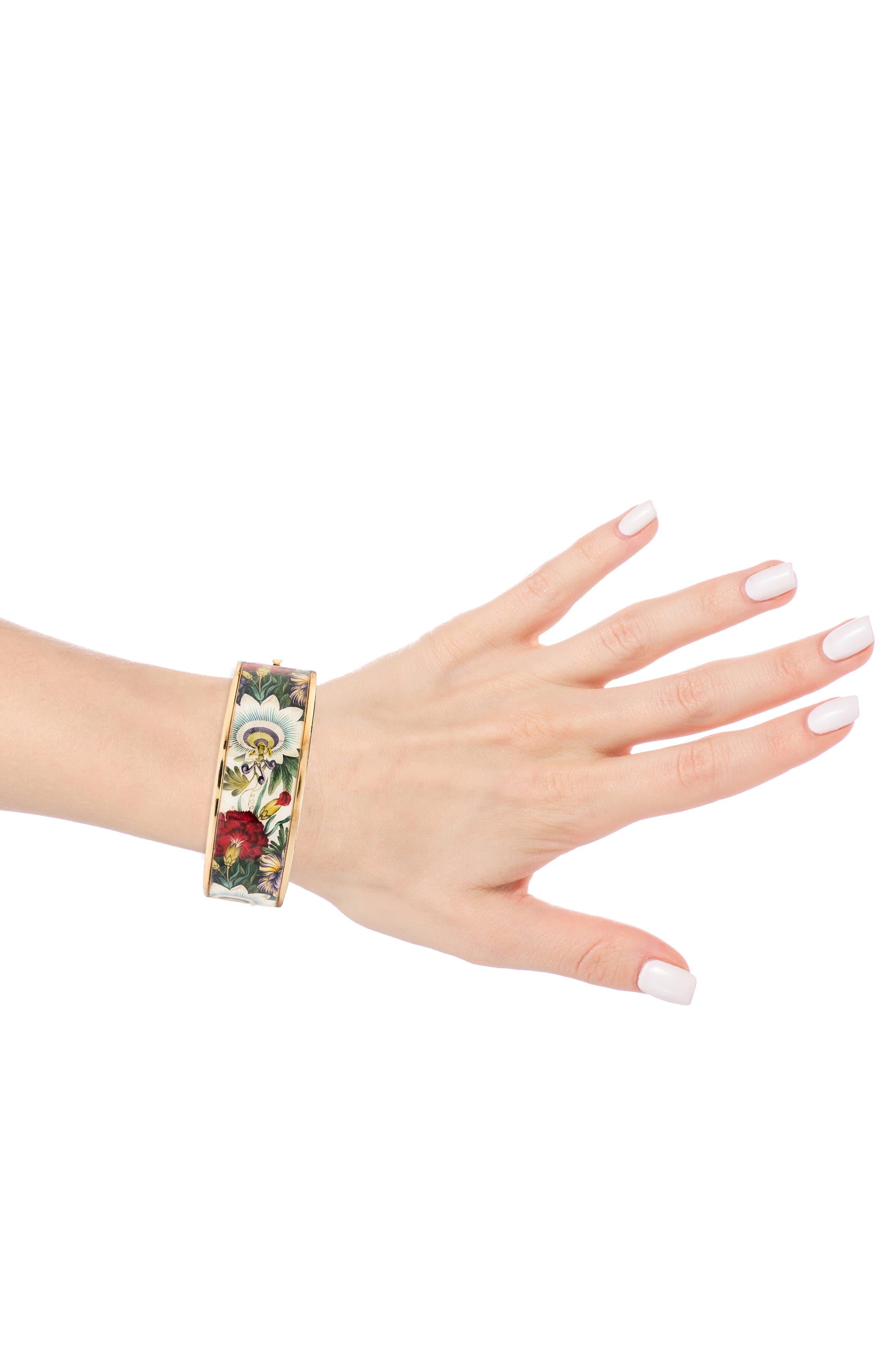 Rudiments Hinge Bracelet,                             Alternate thumbnail 2, color,                             MULTI