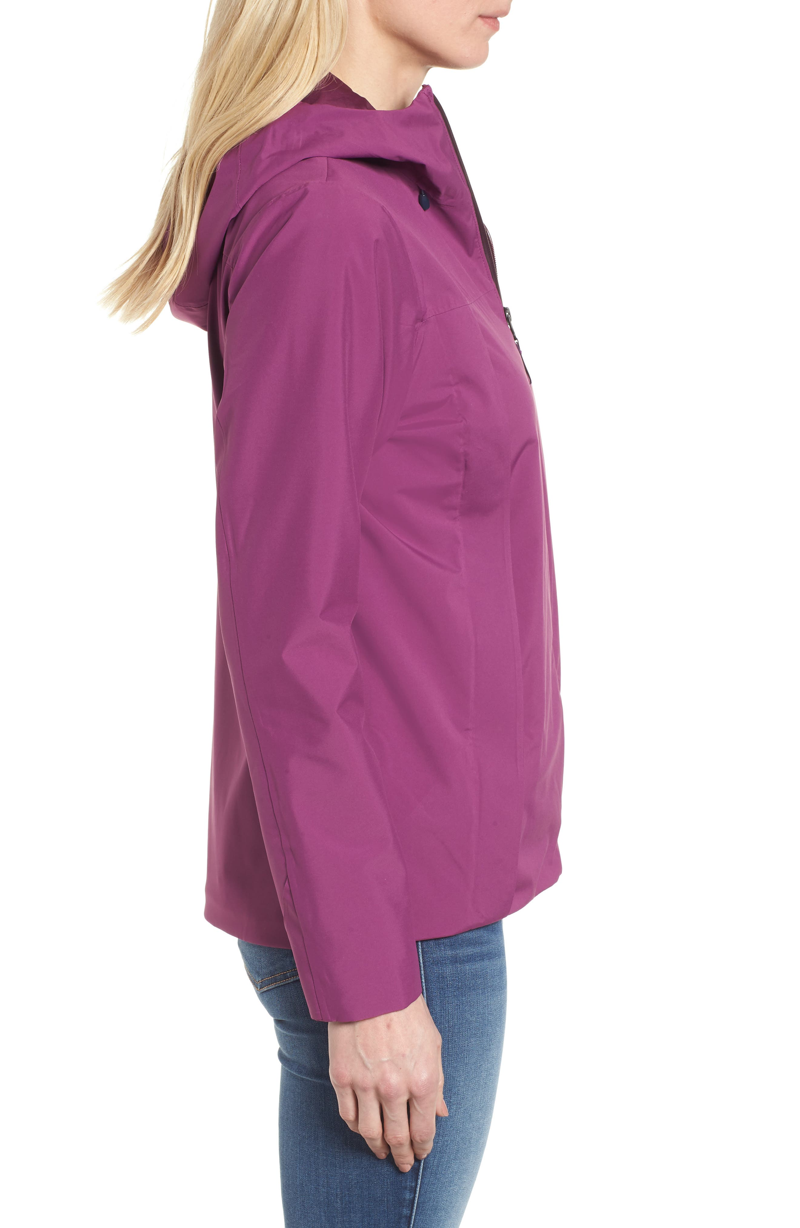 Yosemite Falls Hooded Jacket,                             Alternate thumbnail 6, color,