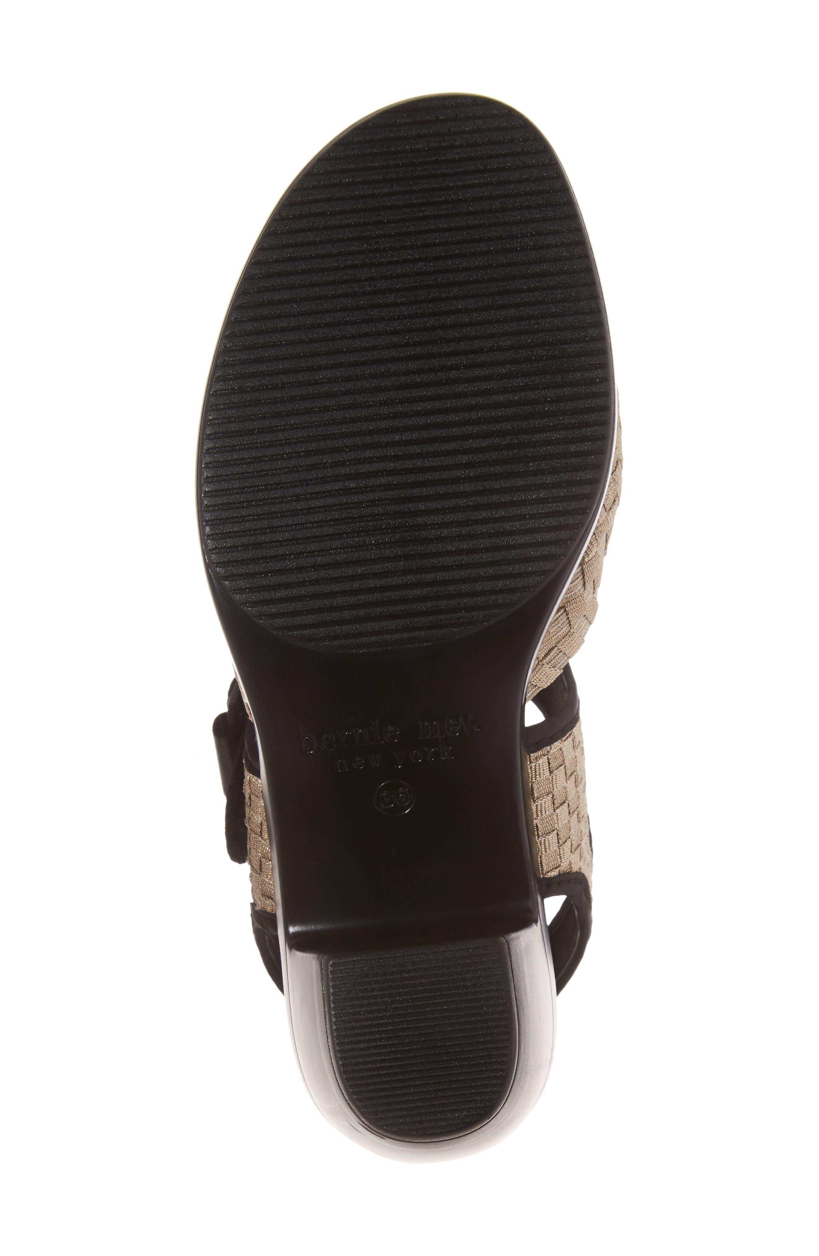 'Drisco' Platform Sandal,                             Alternate thumbnail 6, color,                             718