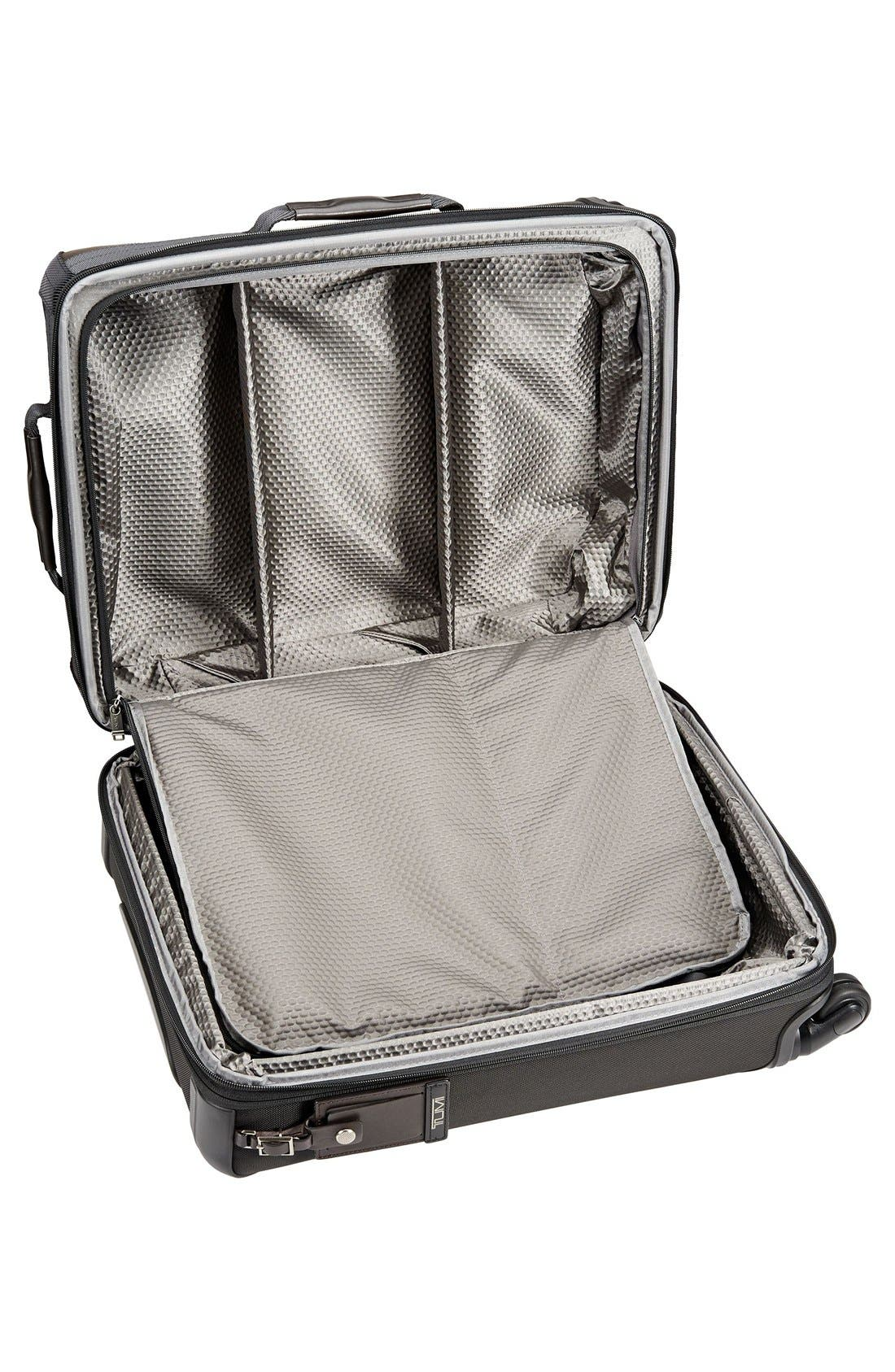 Alpha Bravo - Kirtland 22-Inch Continental Wheeled Carry-On,                             Alternate thumbnail 5, color,                             001