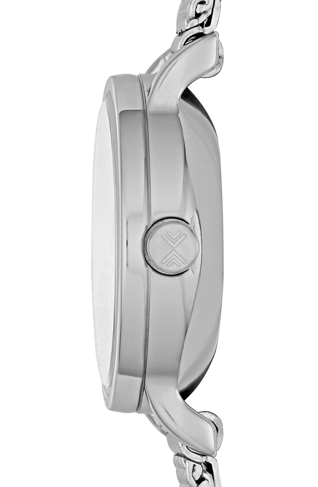 'Hagen' Mesh Strap Watch, 20mm,                             Alternate thumbnail 2, color,                             040