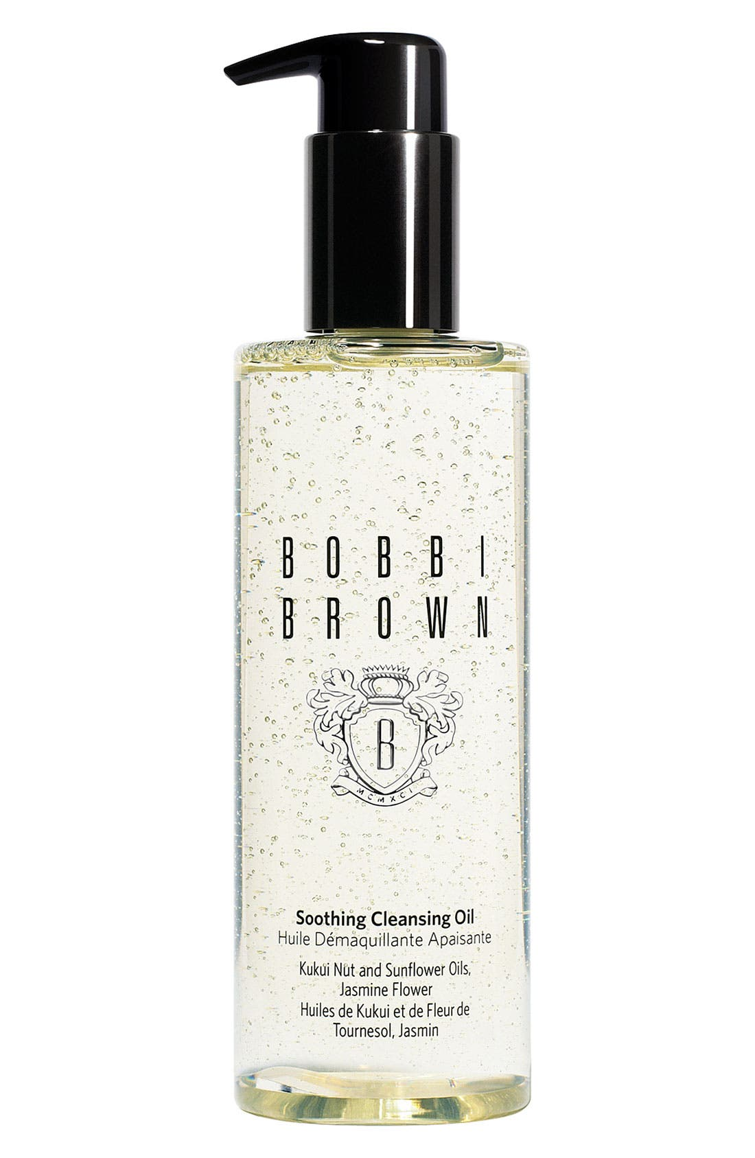 BOBBI BROWN,                             Soothing Cleansing Oil,                             Main thumbnail 1, color,                             NO COLOR
