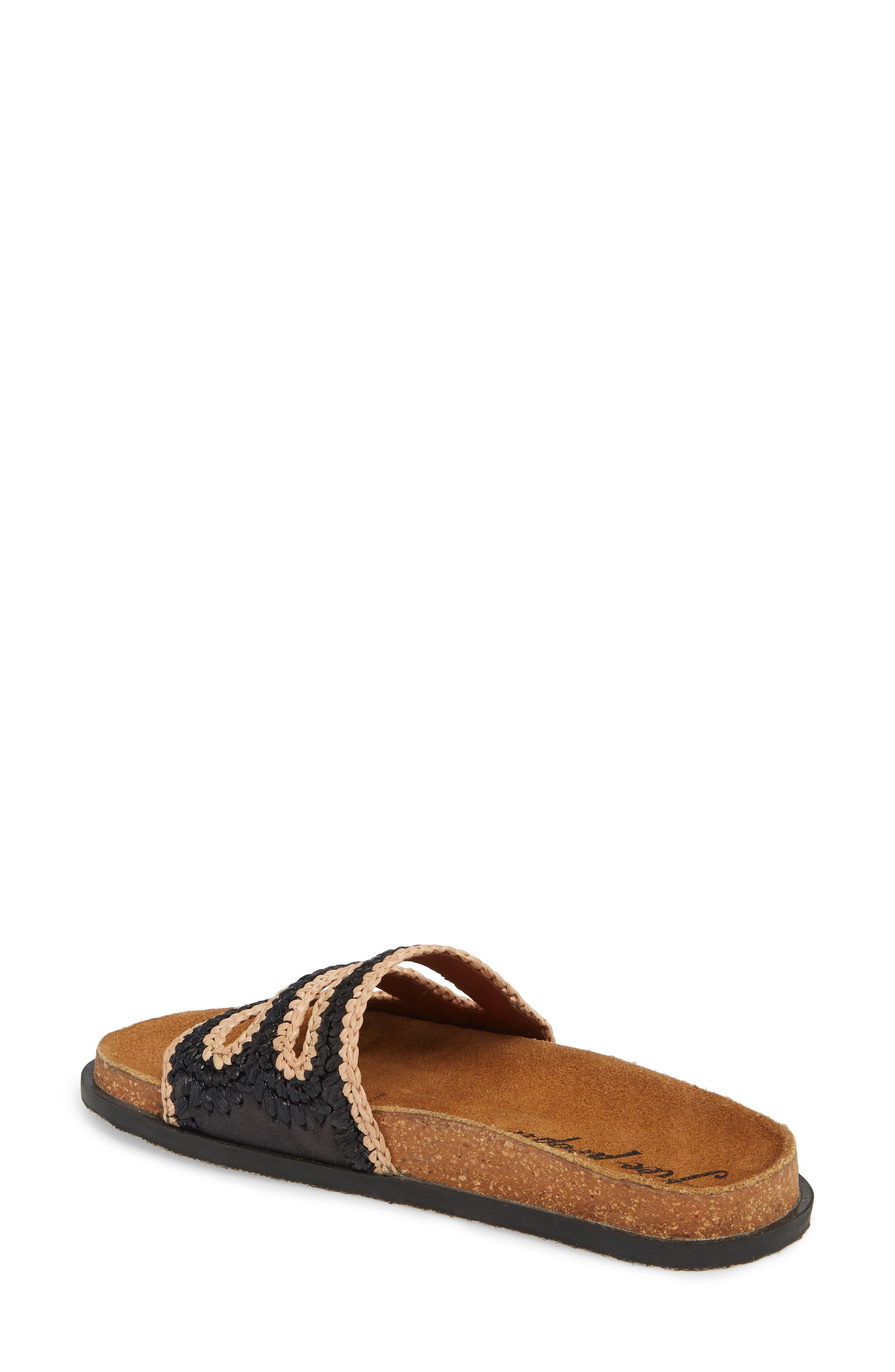 Crete Slide Sandal,                             Alternate thumbnail 3, color,