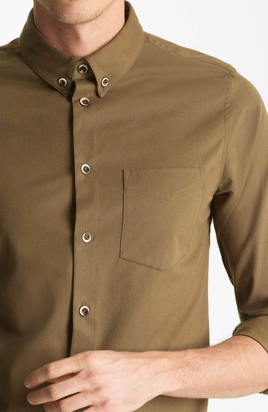 'Fluide' Woven Shirt,                             Alternate thumbnail 2, color,                             250