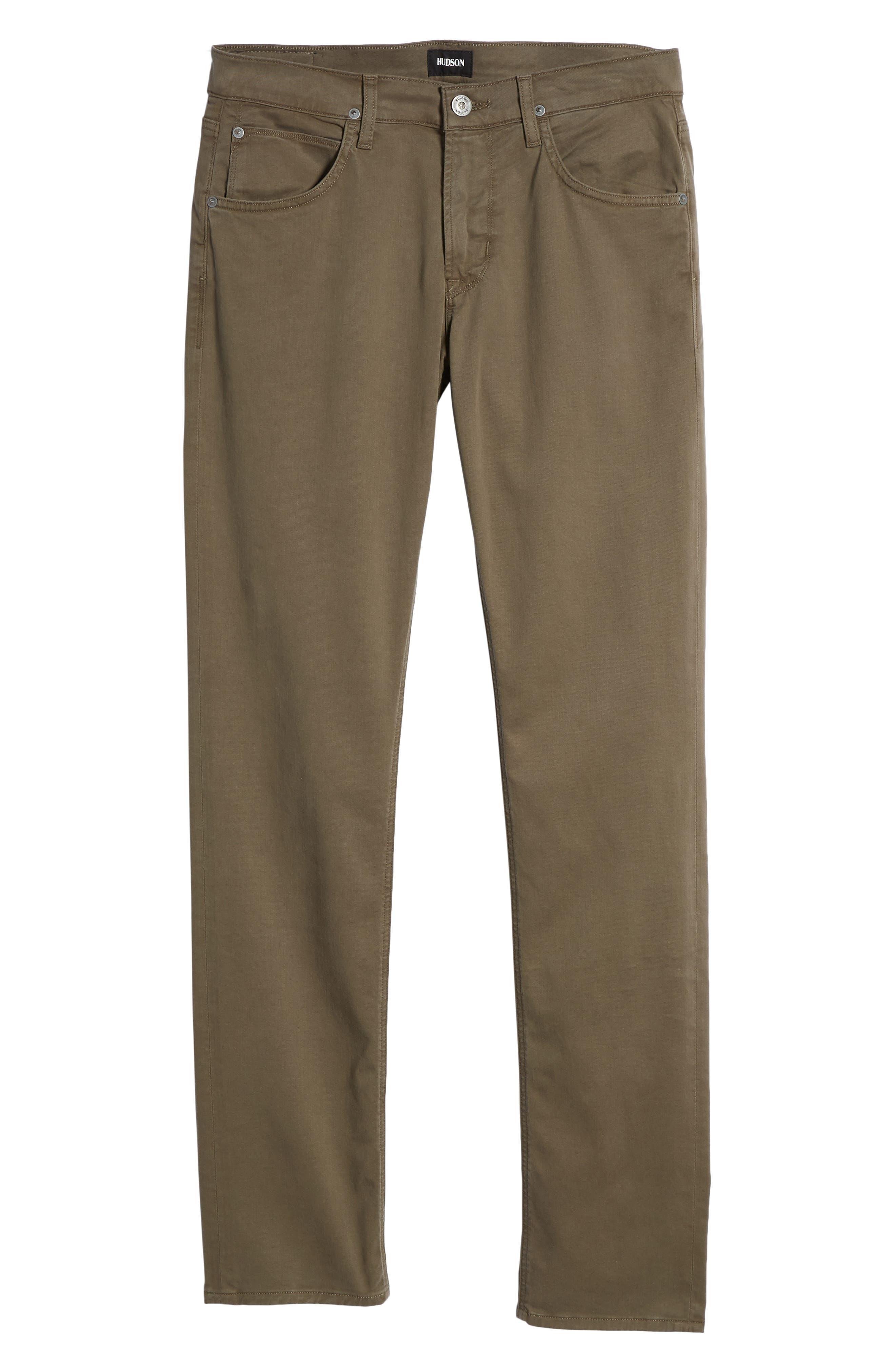 Blake Slim Fit Jeans,                             Alternate thumbnail 6, color,                             PLASTER