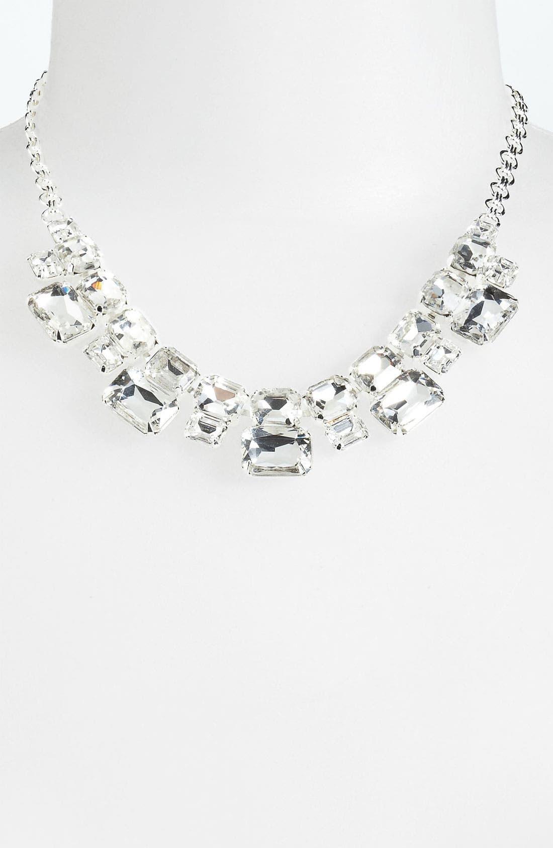 Jewelry Bib Necklace,                             Alternate thumbnail 2, color,                             040