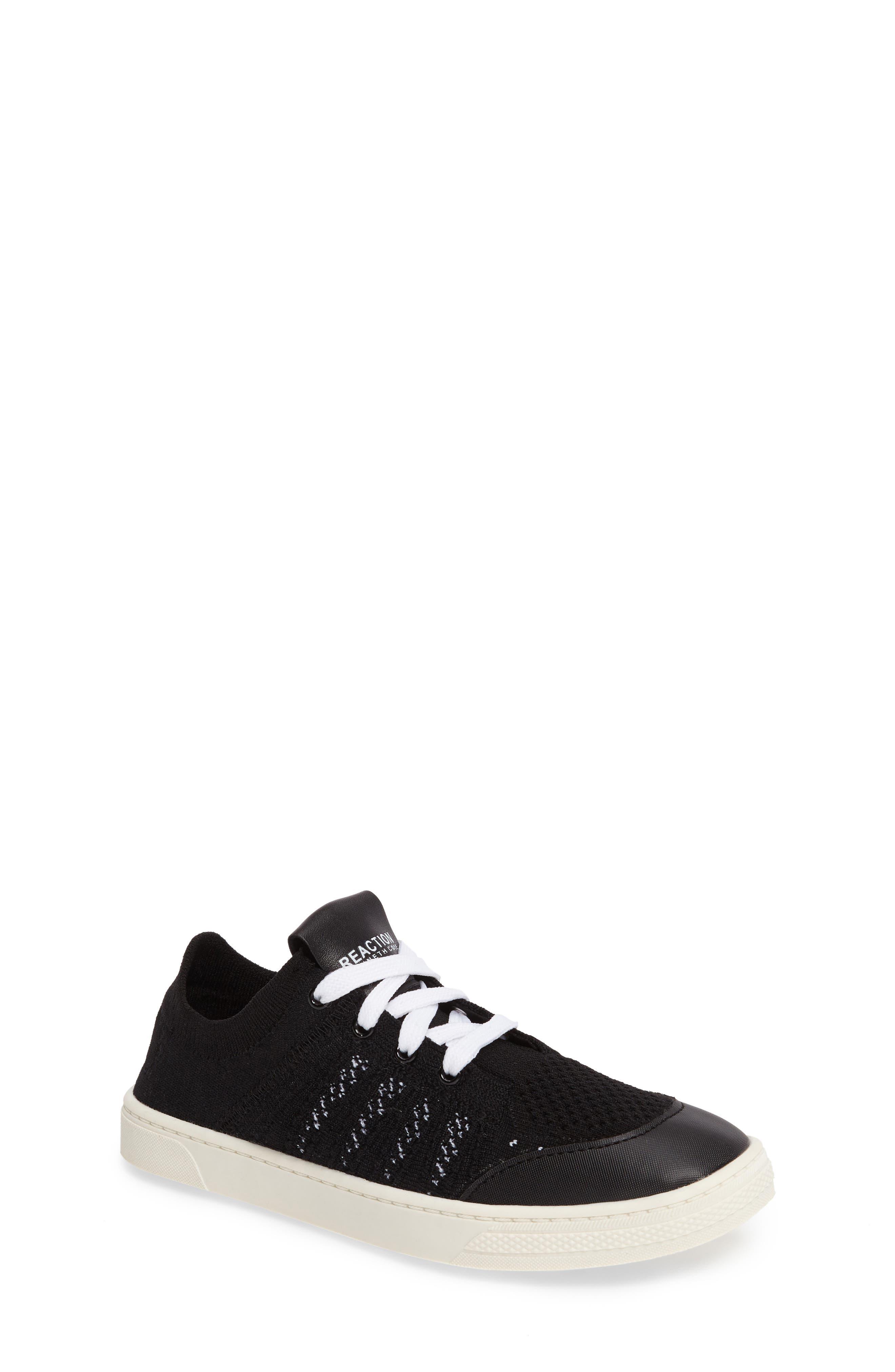 Kick Insight Woven Sneaker,                             Main thumbnail 1, color,                             001