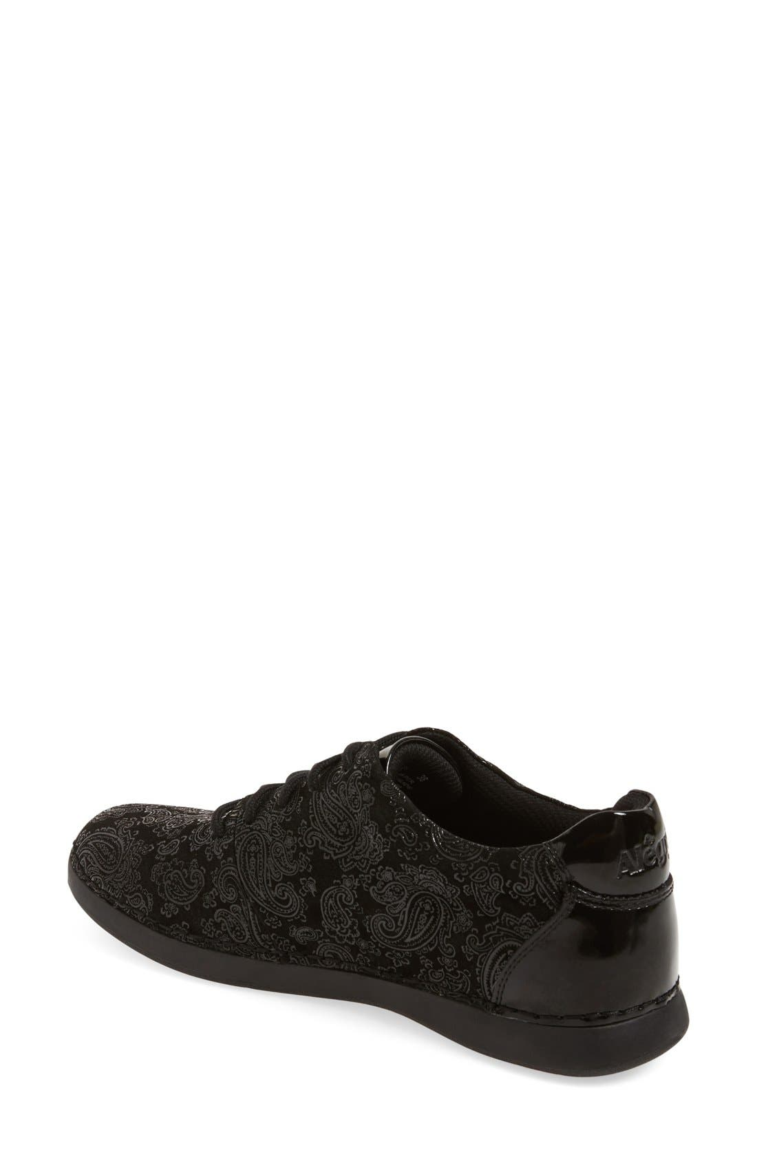 Essence Lace-Up Leather Oxford,                             Alternate thumbnail 44, color,