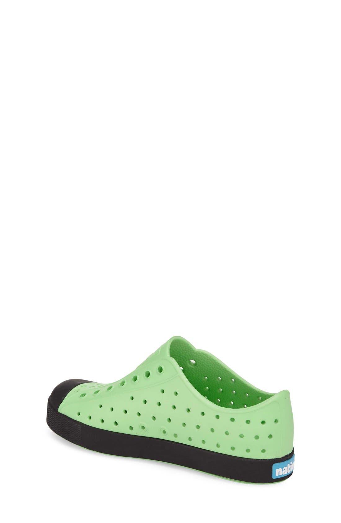 'Jefferson' Water Friendly Slip-On Sneaker,                             Alternate thumbnail 96, color,