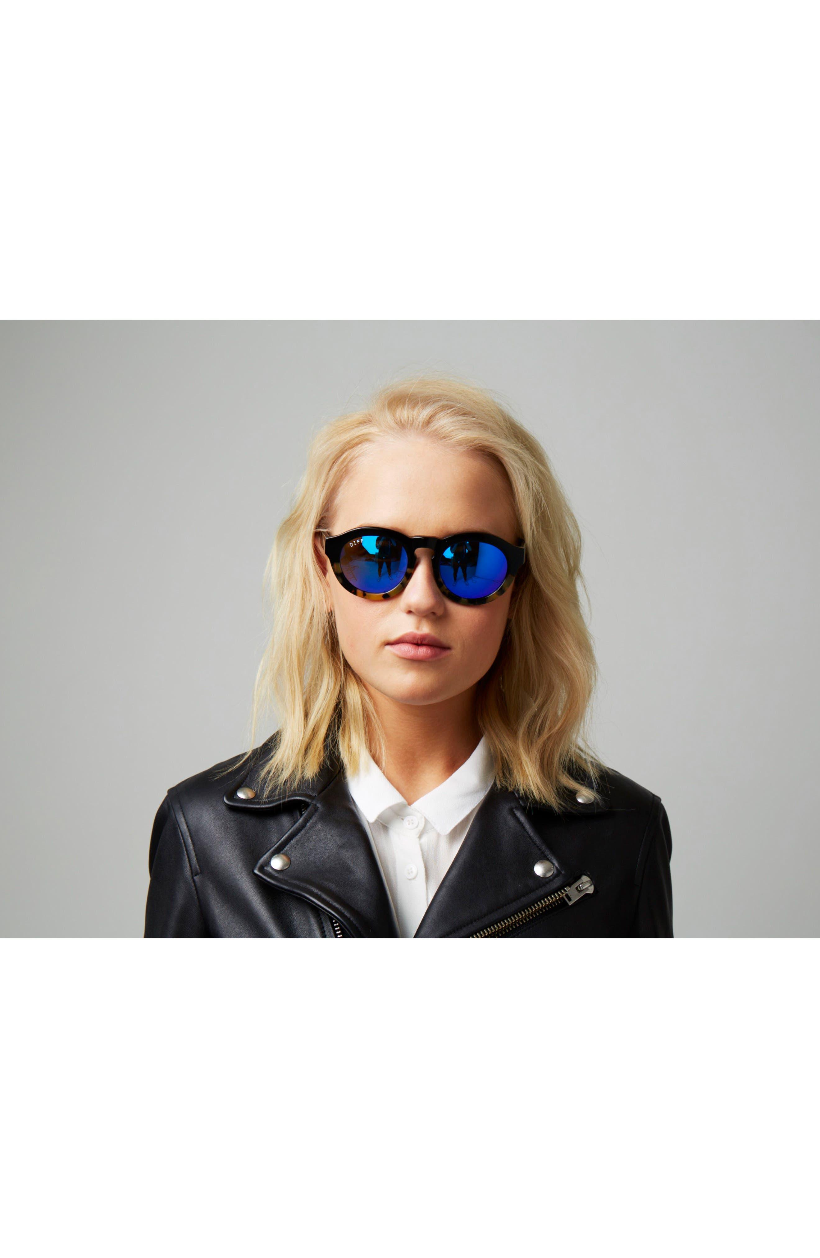 Dime 48mm Retro Sunglasses,                             Alternate thumbnail 31, color,