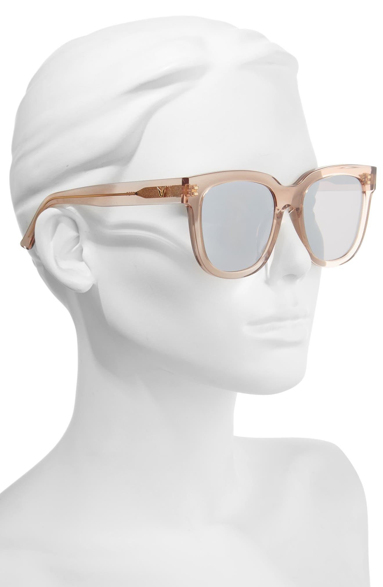 Salt 55mm Sunglasses,                             Alternate thumbnail 8, color,