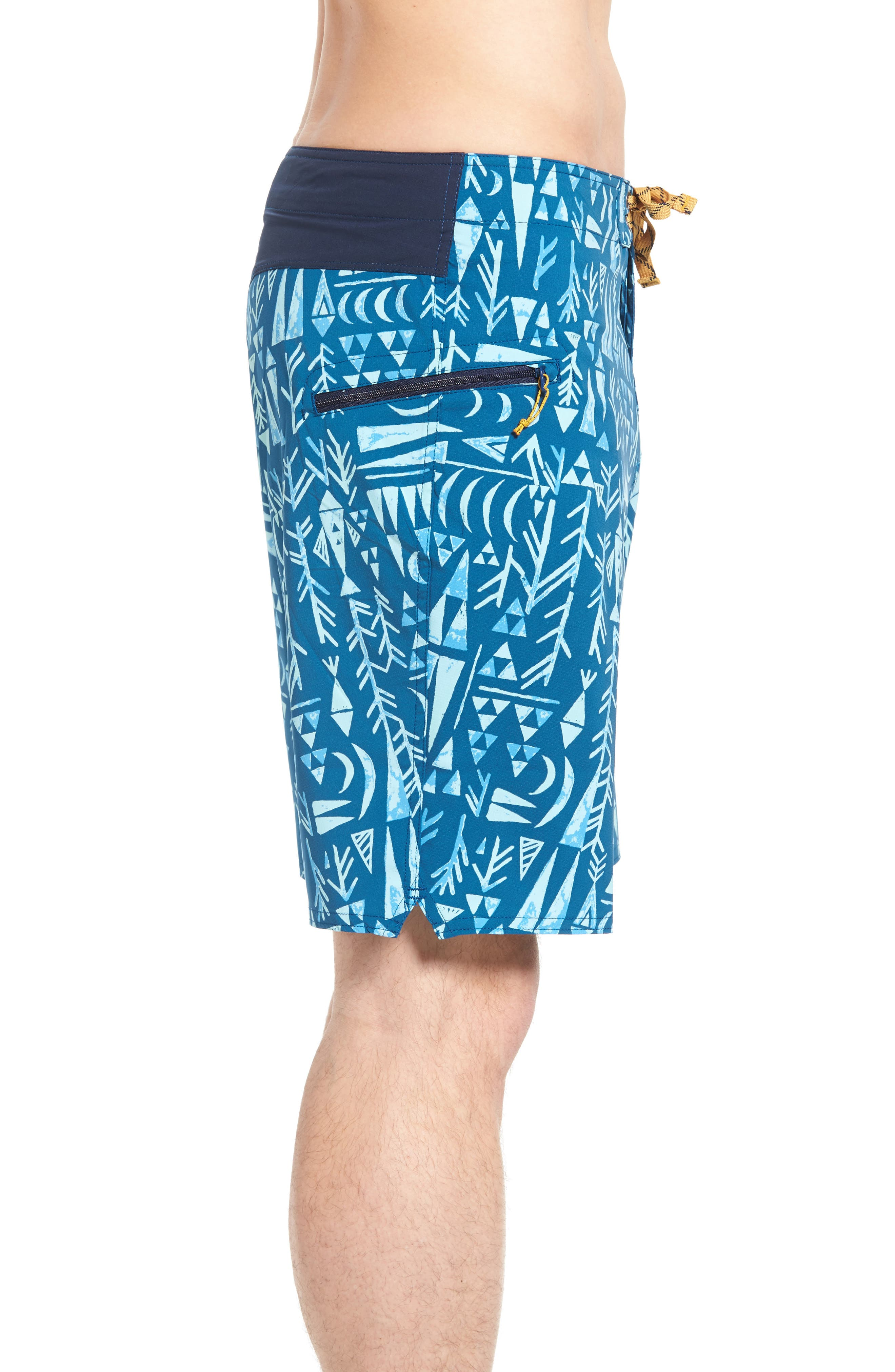 Stretch Planing Board Shorts,                             Alternate thumbnail 15, color,