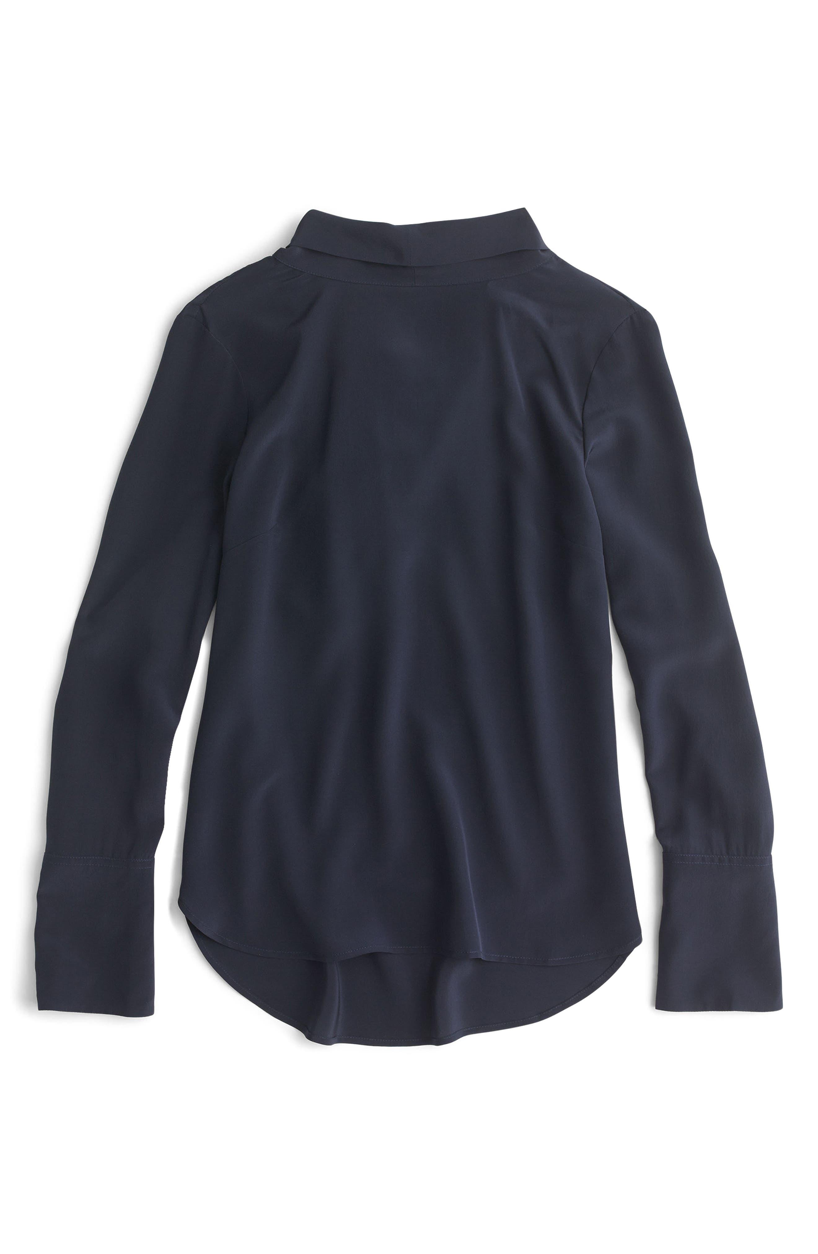 Howl Reversible Silk Top,                         Main,                         color, 401