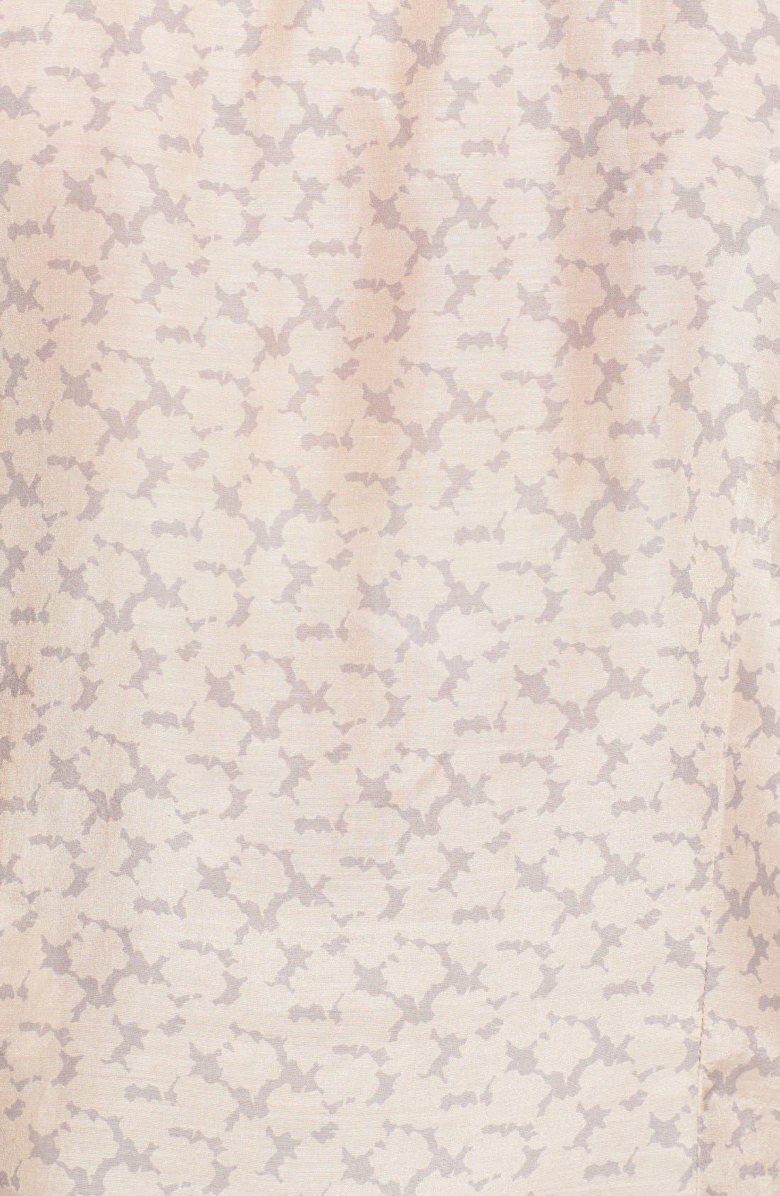 Cotton & Silk Shirt,                             Alternate thumbnail 100, color,