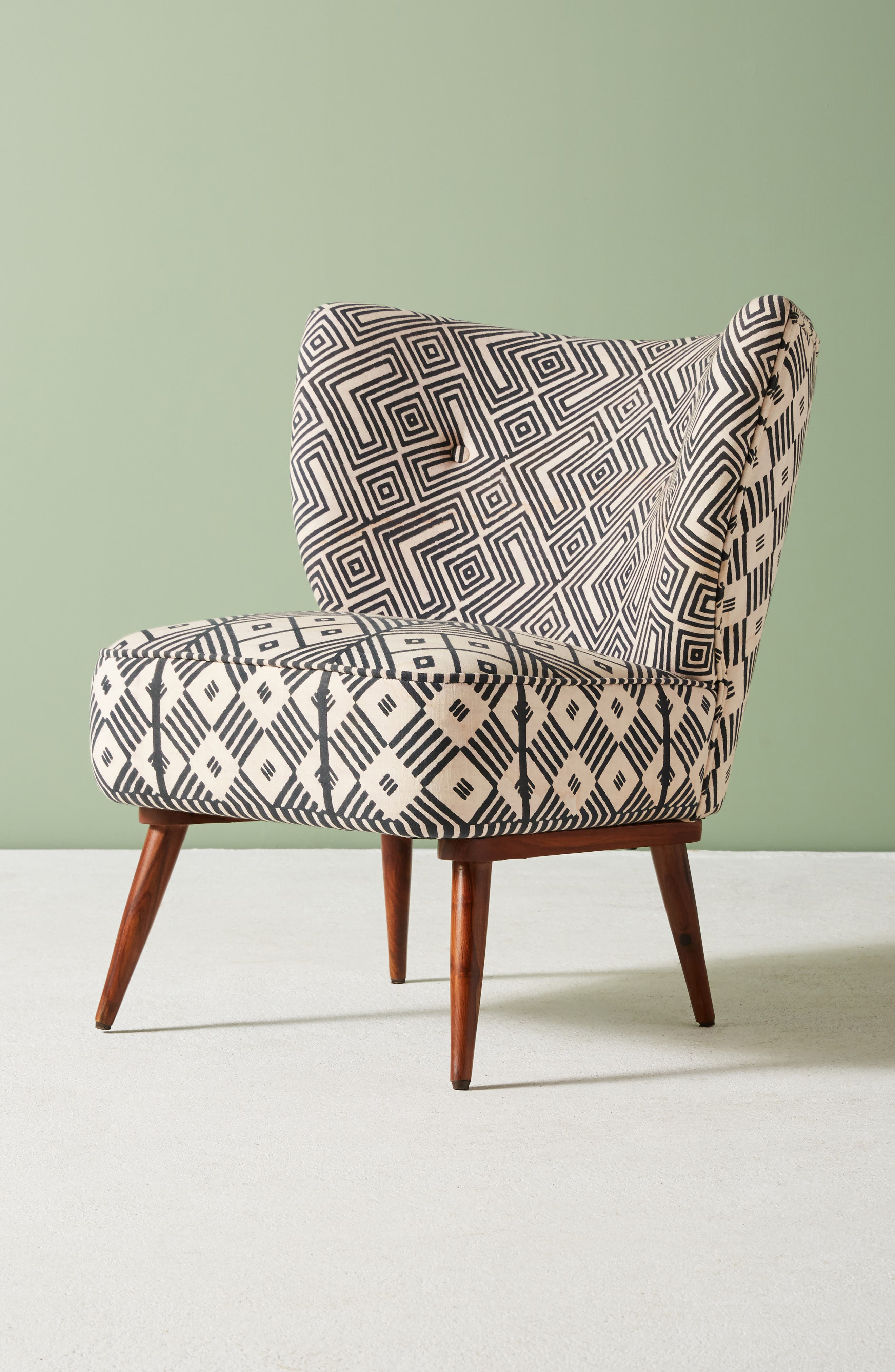 Anthropologie Ulla Chair Size One Size  Grey