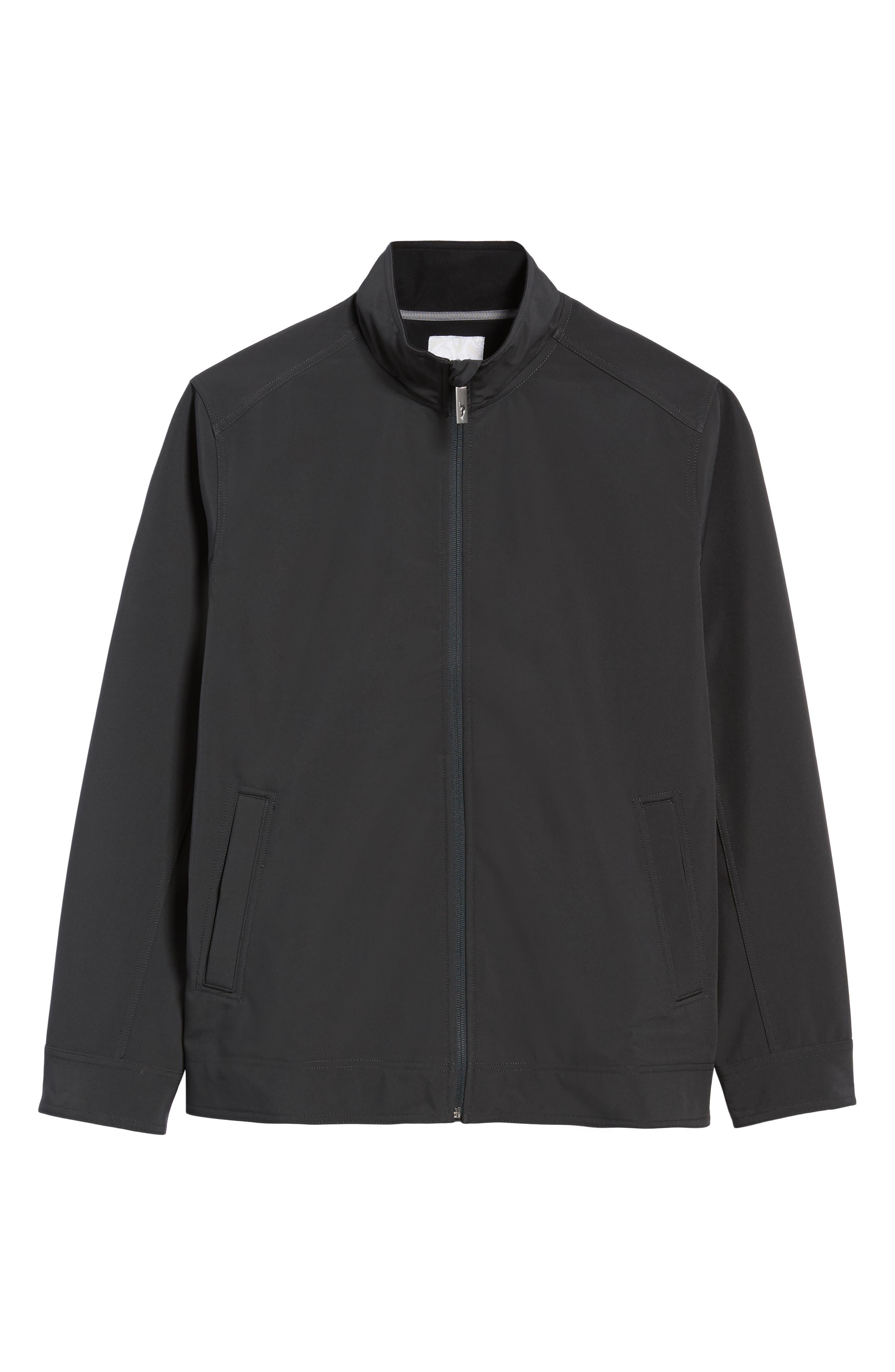 Ace Flier Zip Jacket,                             Alternate thumbnail 7, color,                             ASH GREY