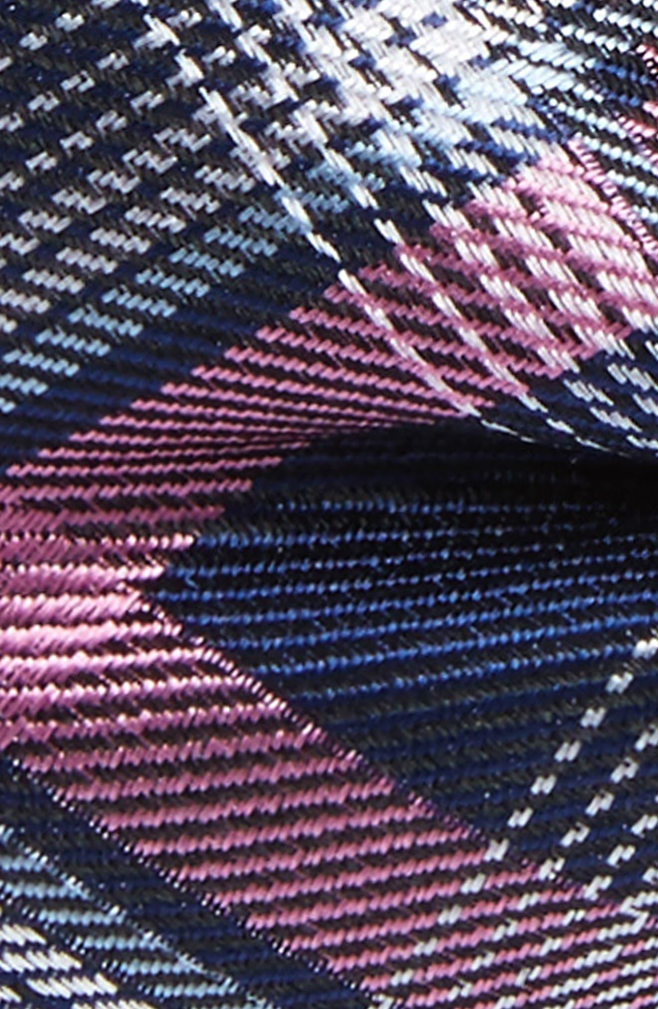 Plaid Silk Bow Tie,                             Alternate thumbnail 16, color,