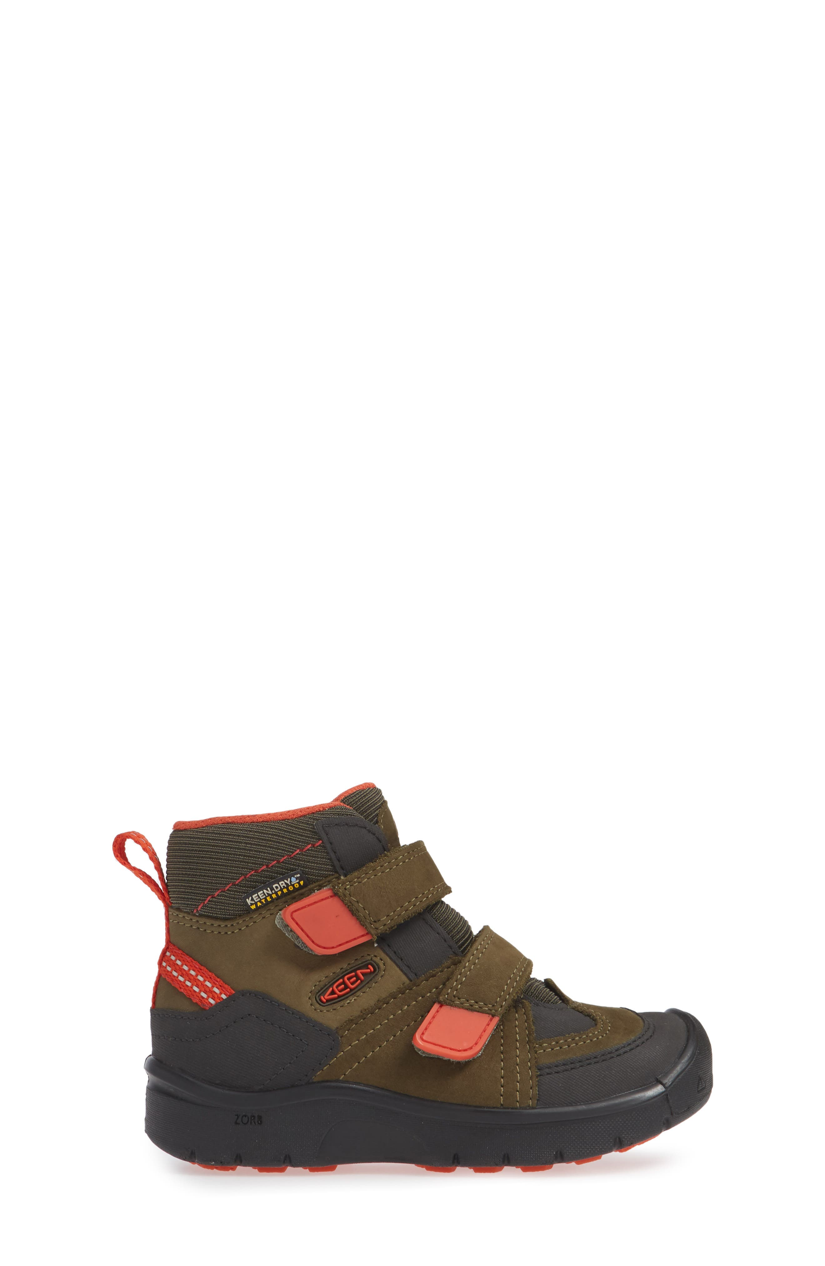 Hikeport Strap Waterproof Mid Boot,                             Alternate thumbnail 10, color,