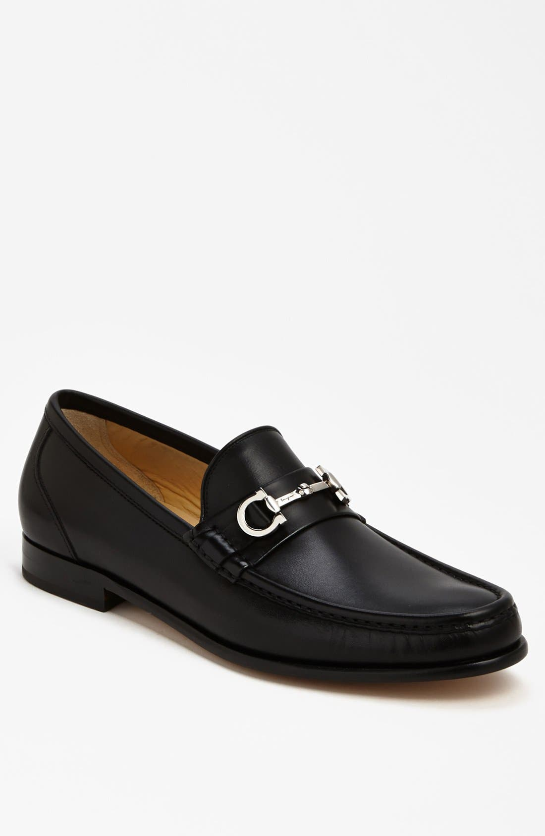 'Giostra' Bit Loafer,                             Main thumbnail 1, color,                             001