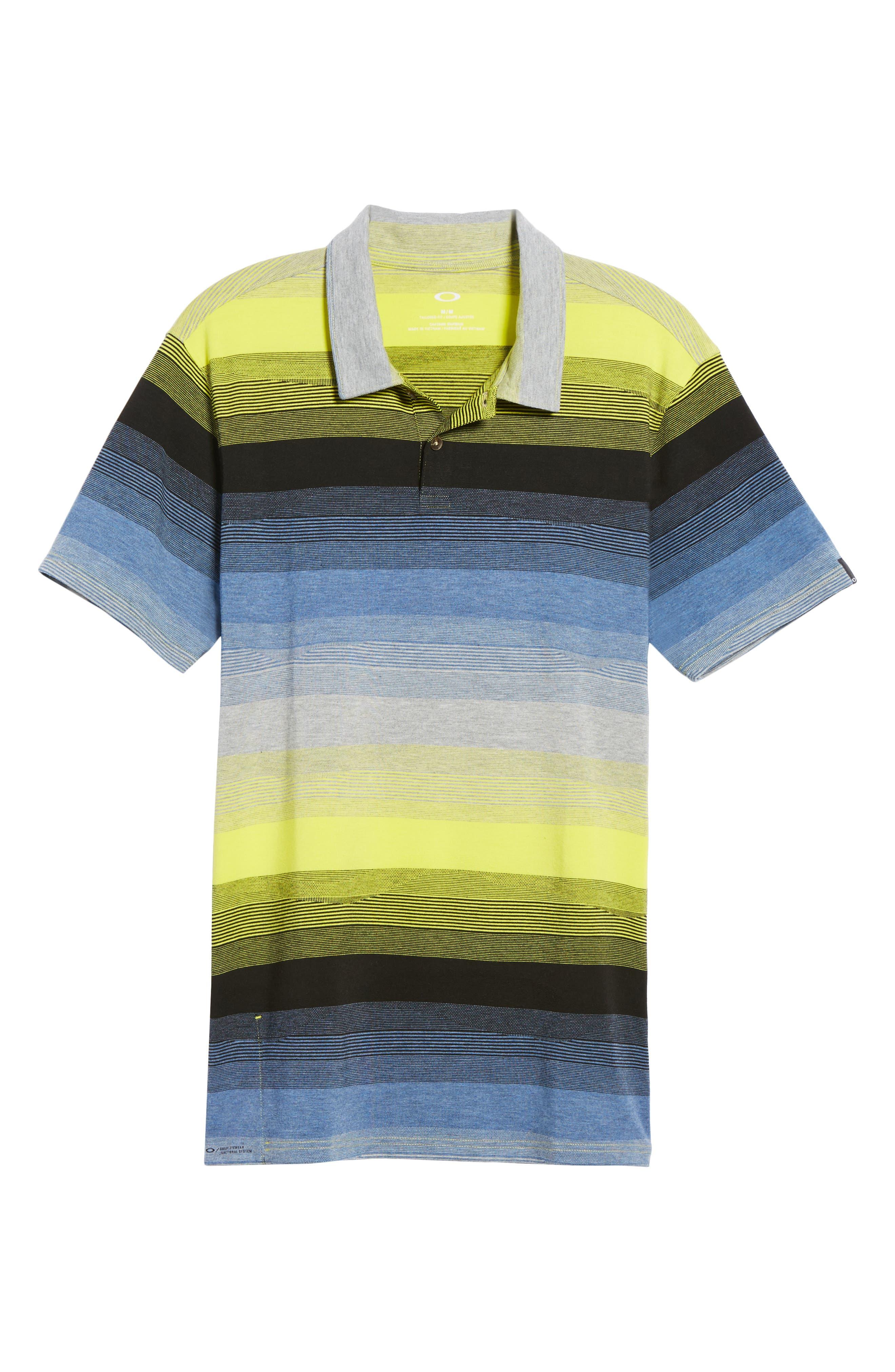 Lateral Polo Shirt,                             Alternate thumbnail 12, color,