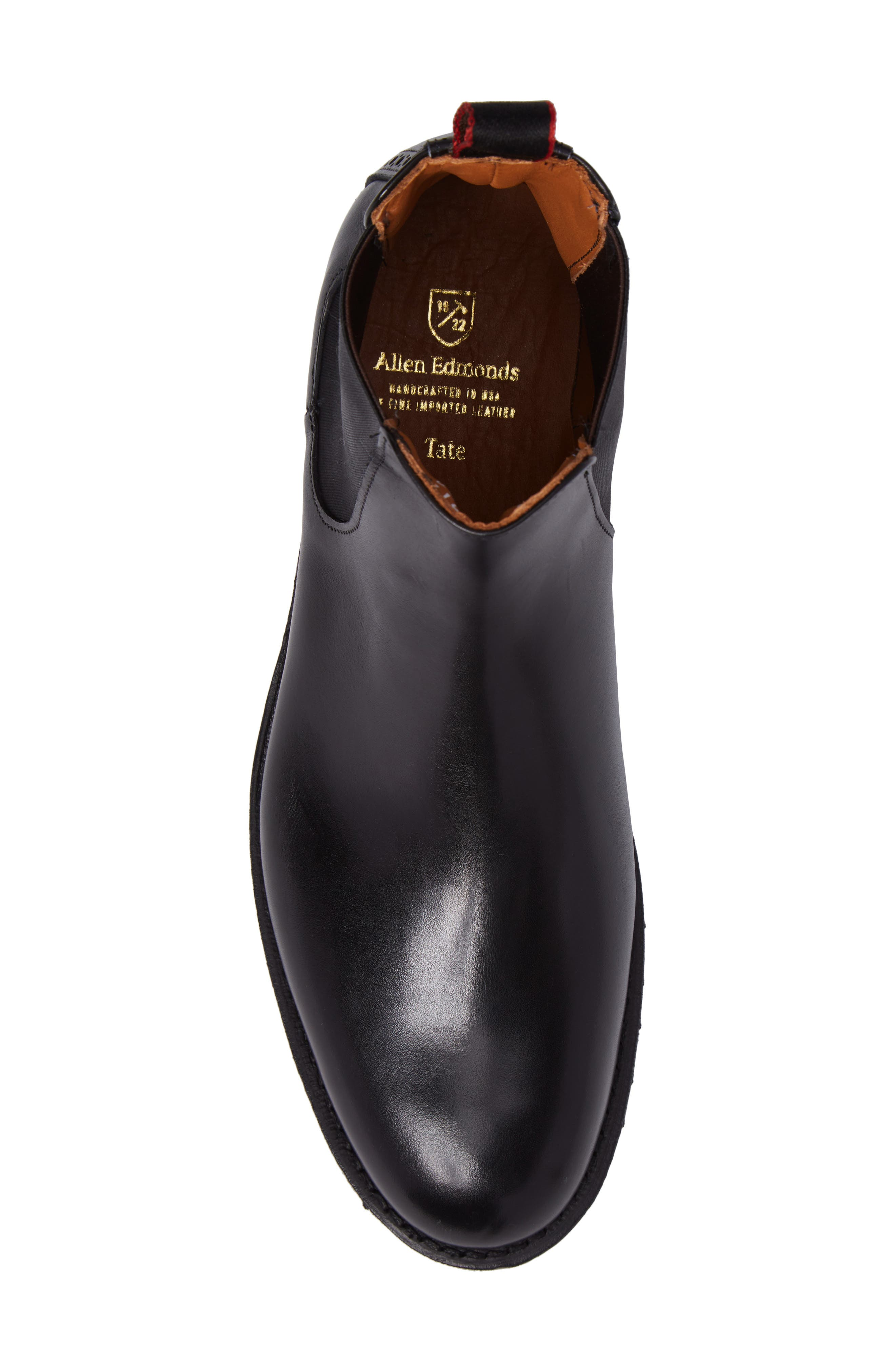 Tate Chelsea Boot,                             Alternate thumbnail 5, color,                             001