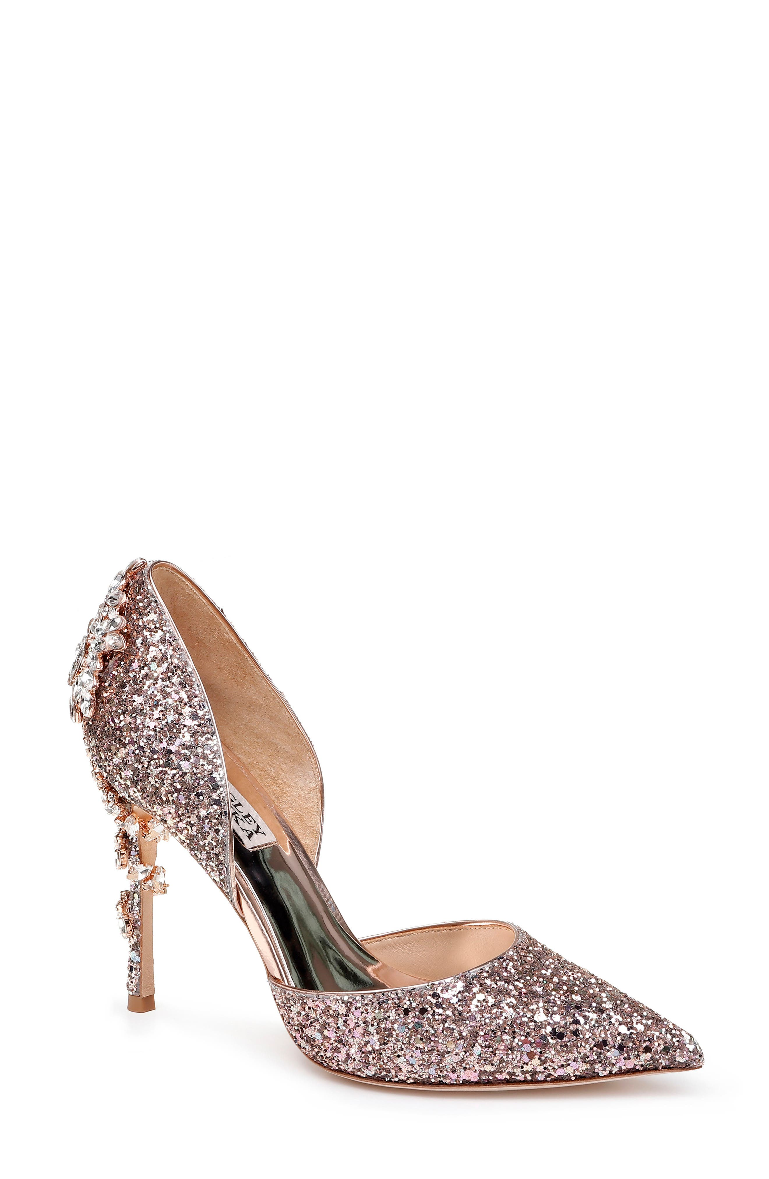 Badgley Mischka Pumps BADGLEY MISCHKA VOGUE D'ORSAY PUMP