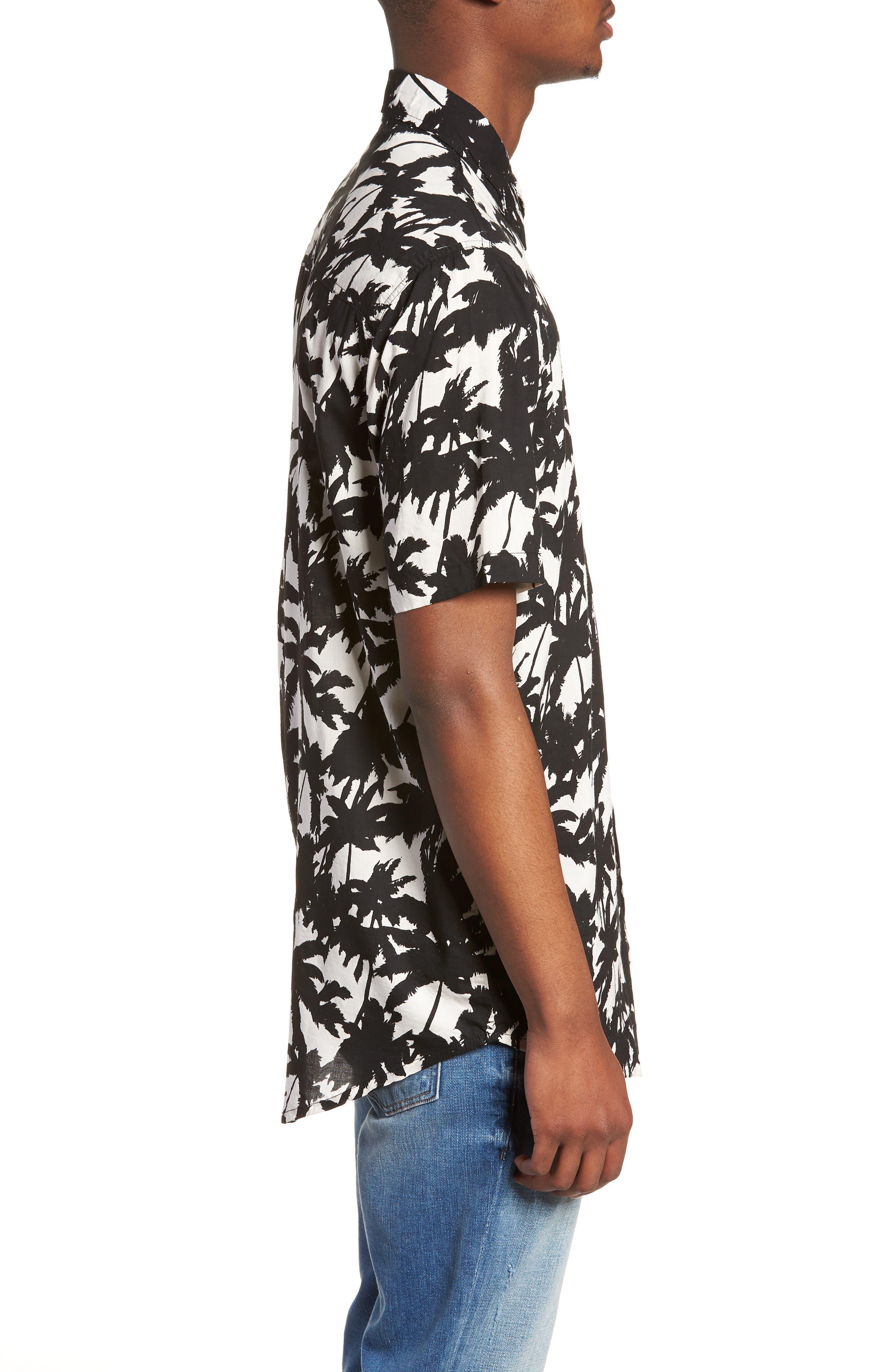 Stevie Woven Shirt,                             Alternate thumbnail 3, color,                             VENICE
