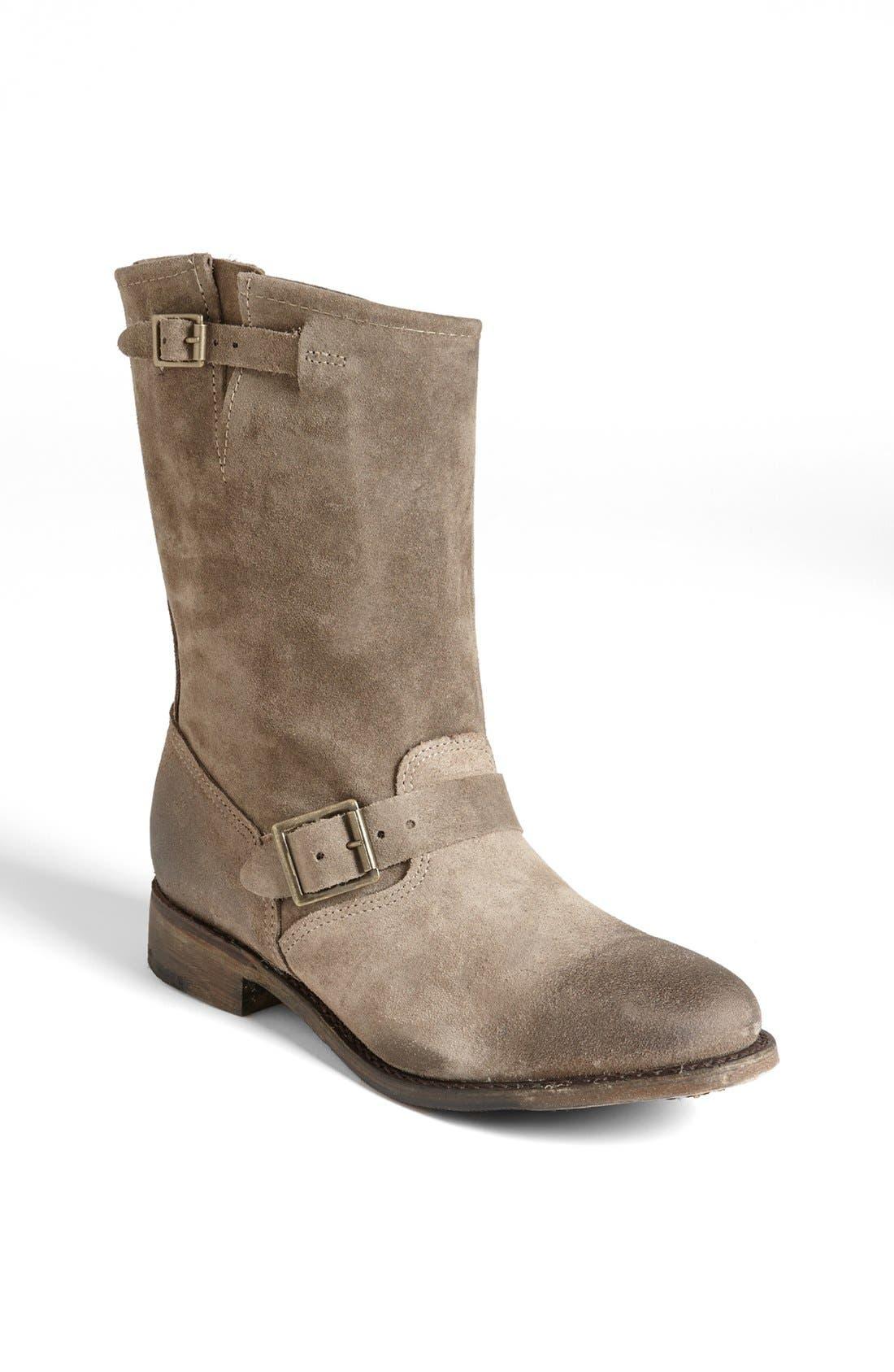 VINTAGE SHOE COMPANY 'Veronica' Boot, Main, color, 020