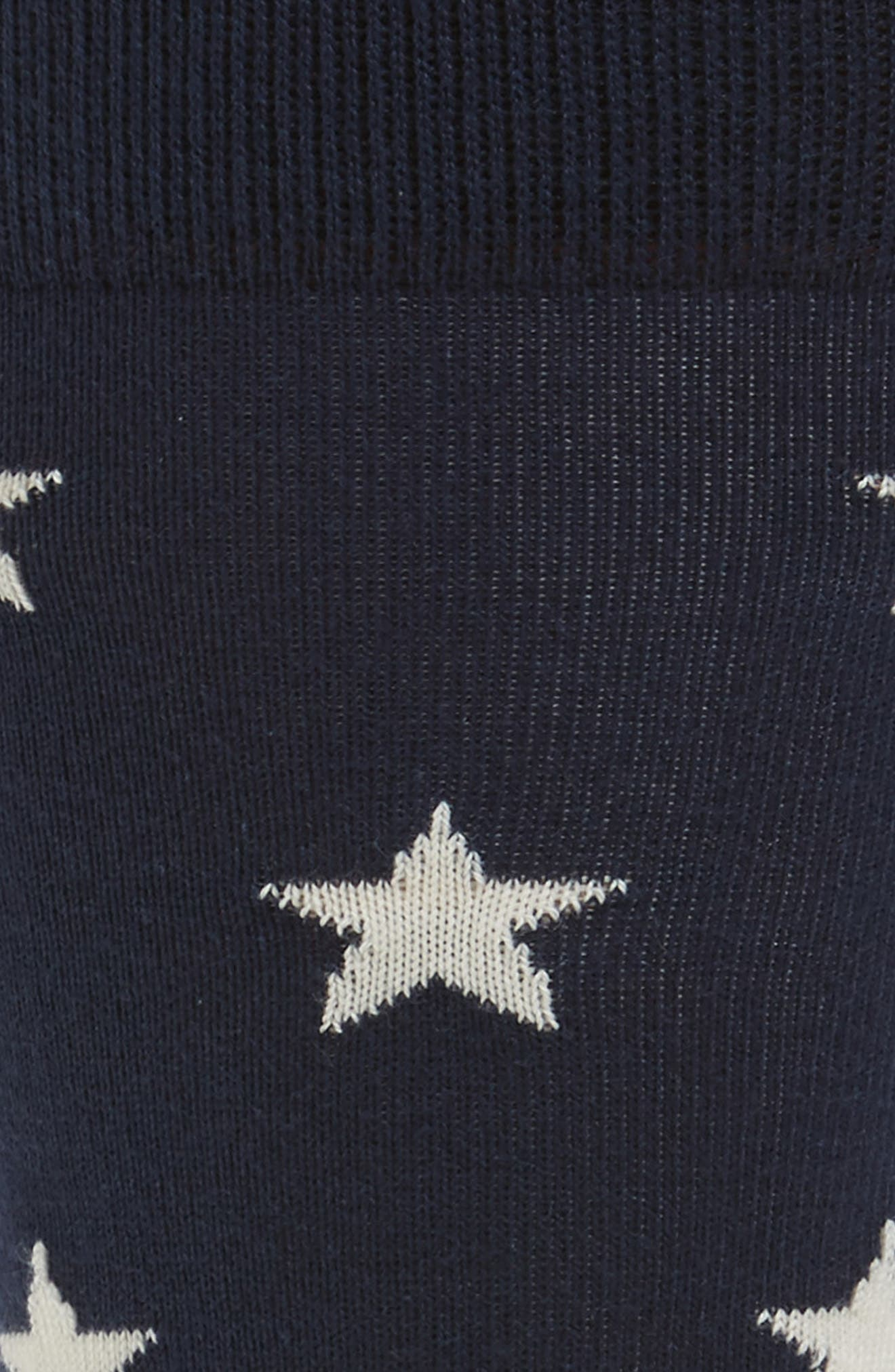 Stars & Stripes Socks,                             Alternate thumbnail 2, color,                             424