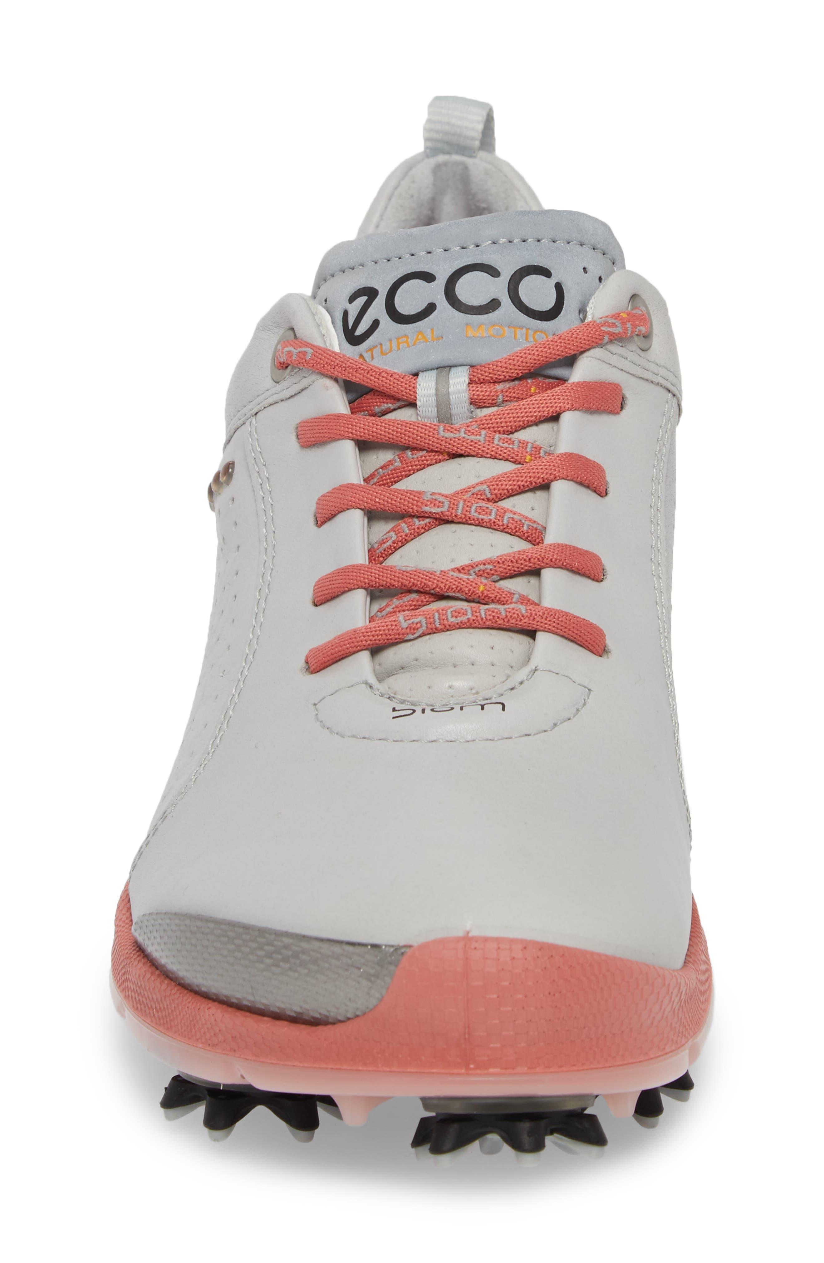 ECCO,                             BIOM 2 Waterproof Golf Shoe,                             Alternate thumbnail 4, color,                             023