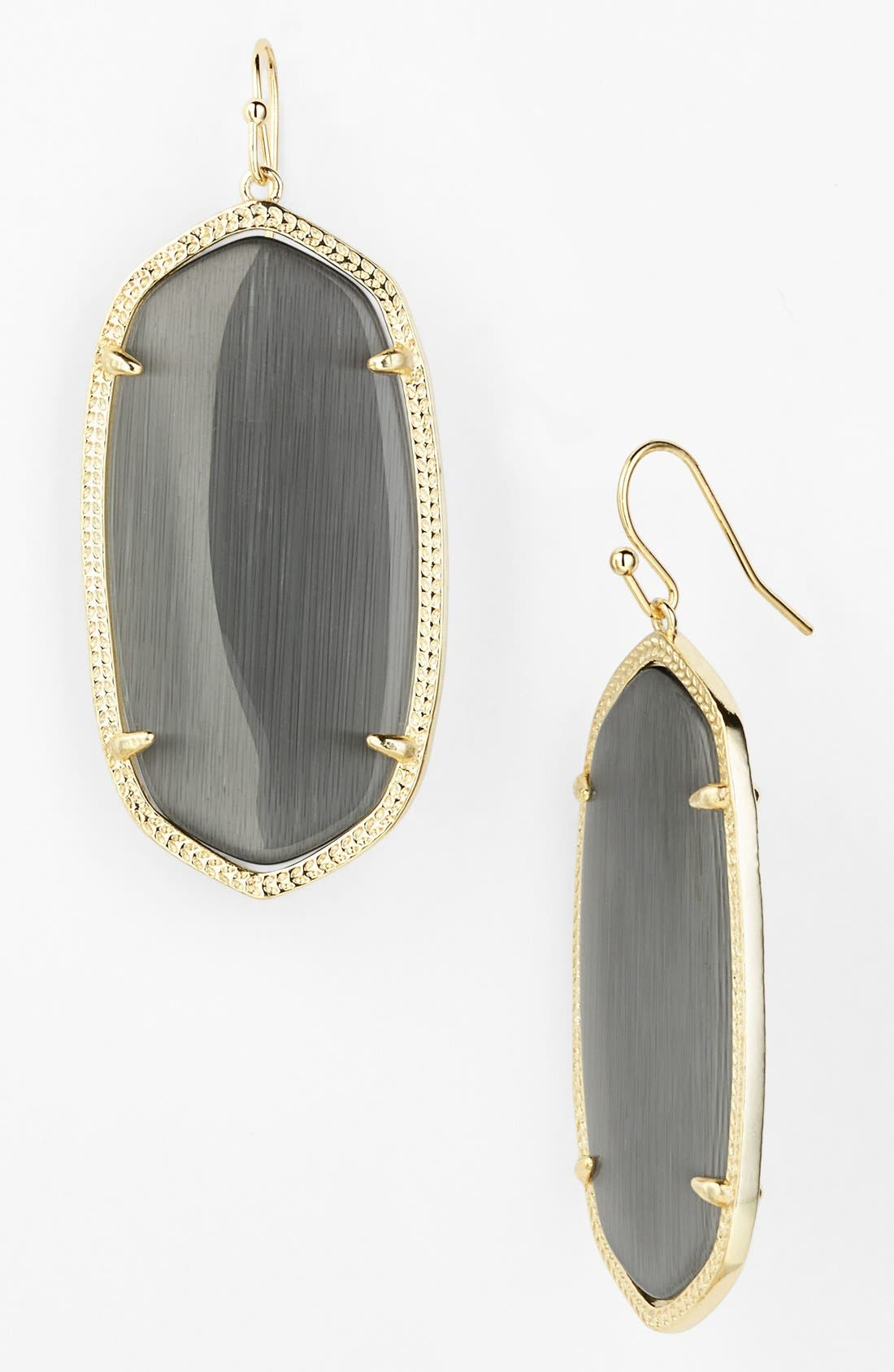 Danielle - Large Oval Statement Earrings,                             Main thumbnail 37, color,