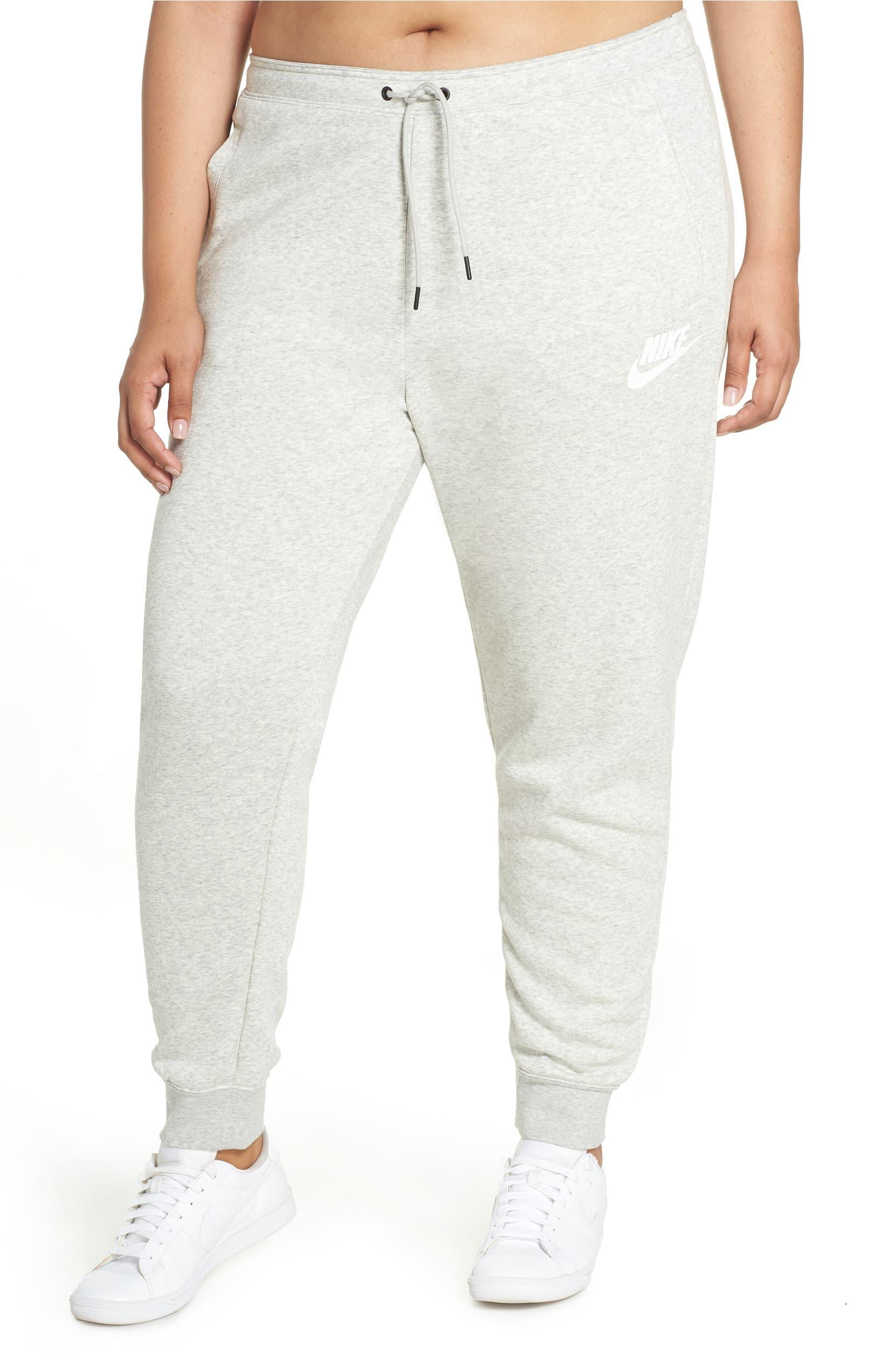 d0f5431afad Nike Sportswear Rally High Rise Jogger Pants (Plus Size)