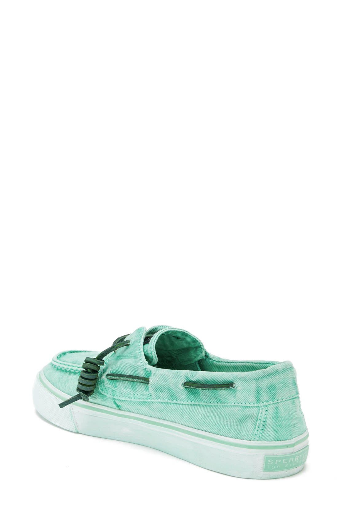 Top-Sider<sup>®</sup> 'Bahama' Sequined Boat Shoe,                             Alternate thumbnail 61, color,