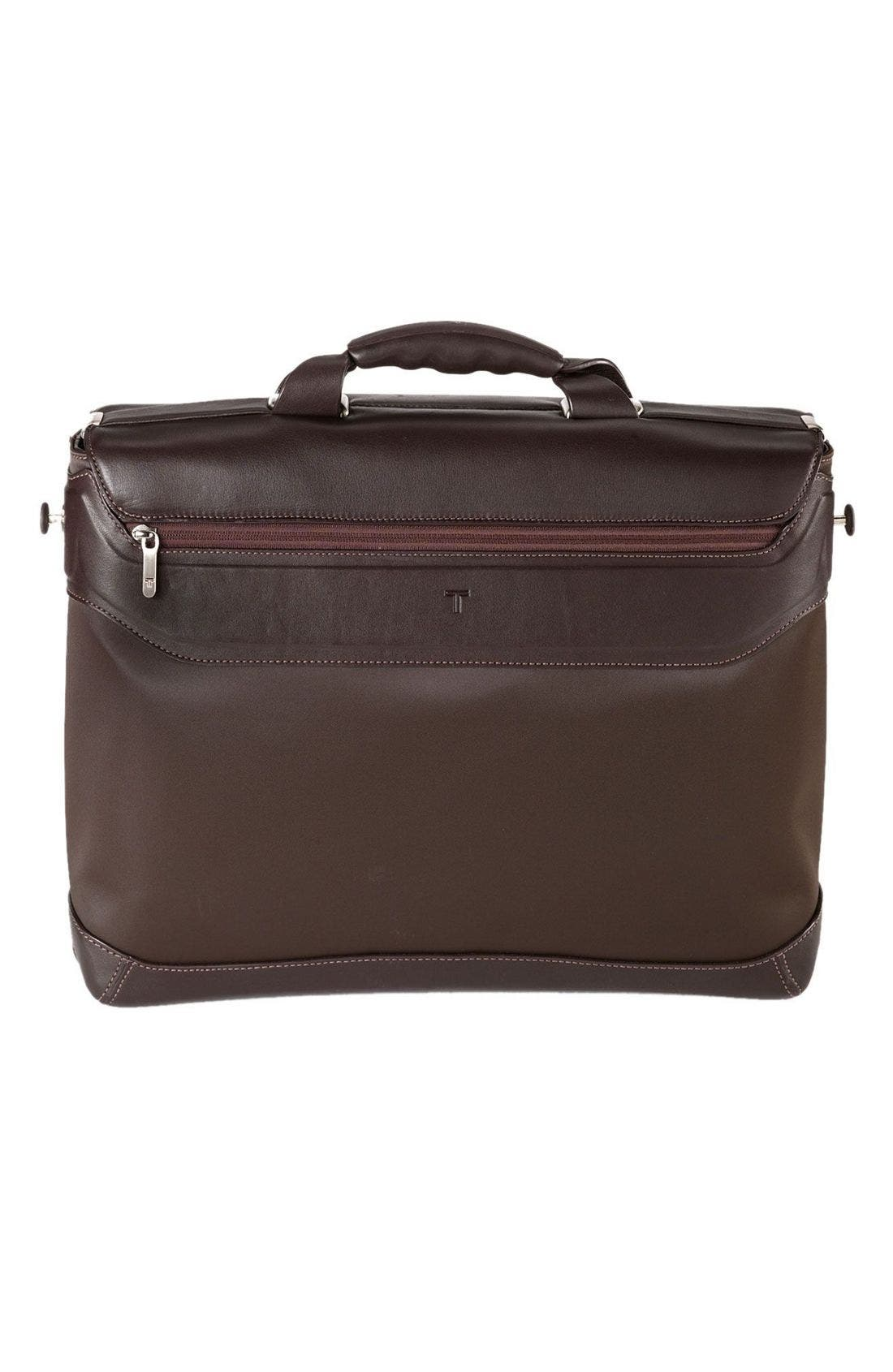 'Formula T' Briefcase with Dividers,                             Alternate thumbnail 2, color,