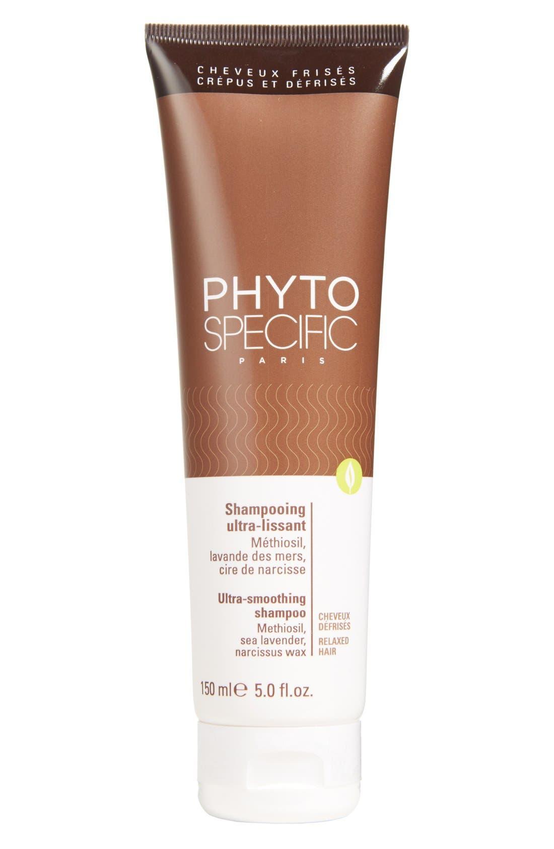 PhytoSpecific Ultra-Smoothing Shampoo,                             Main thumbnail 1, color,                             000