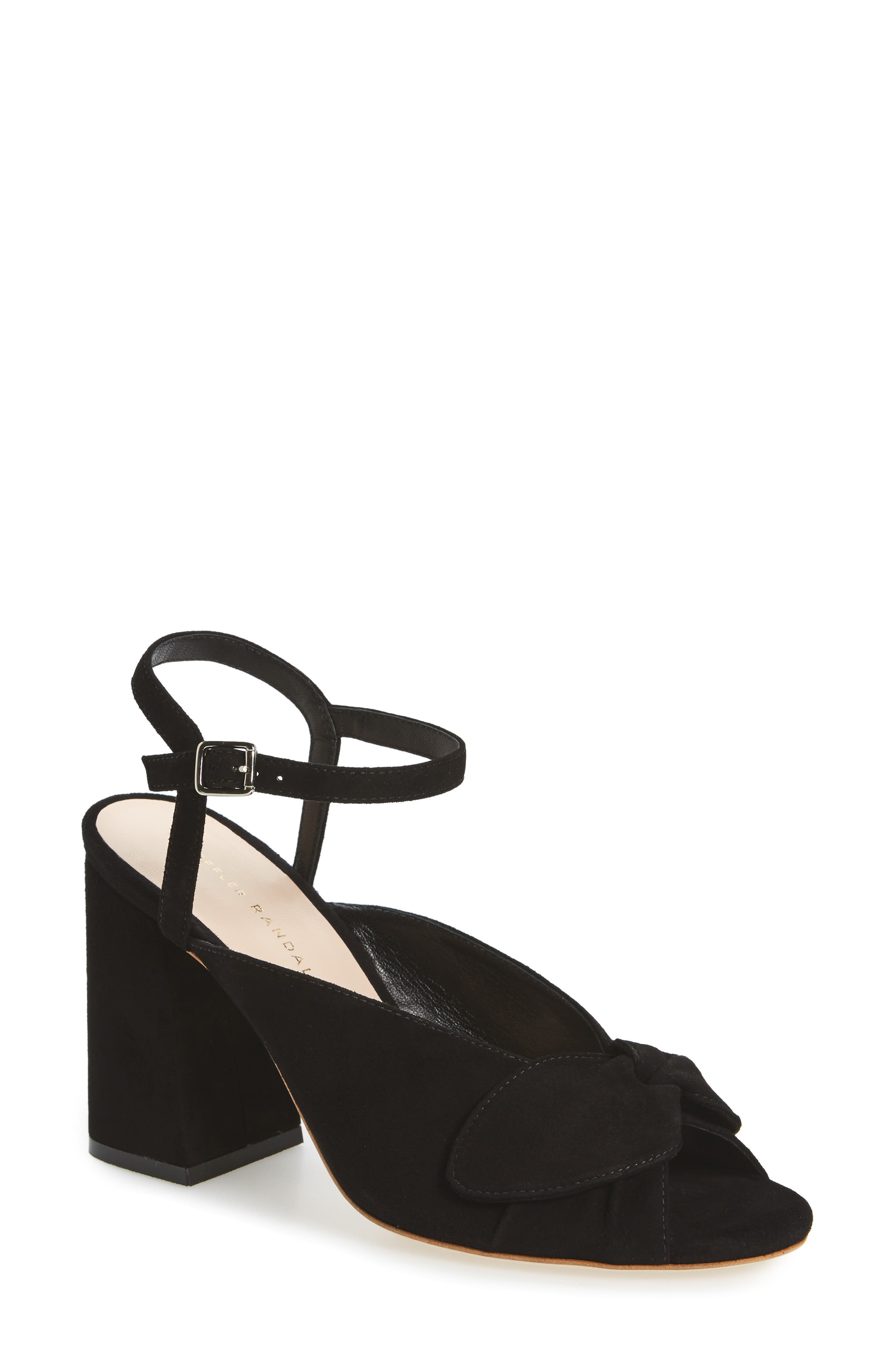 Loeffler Randal Leigh Sandal,                         Main,                         color, 001
