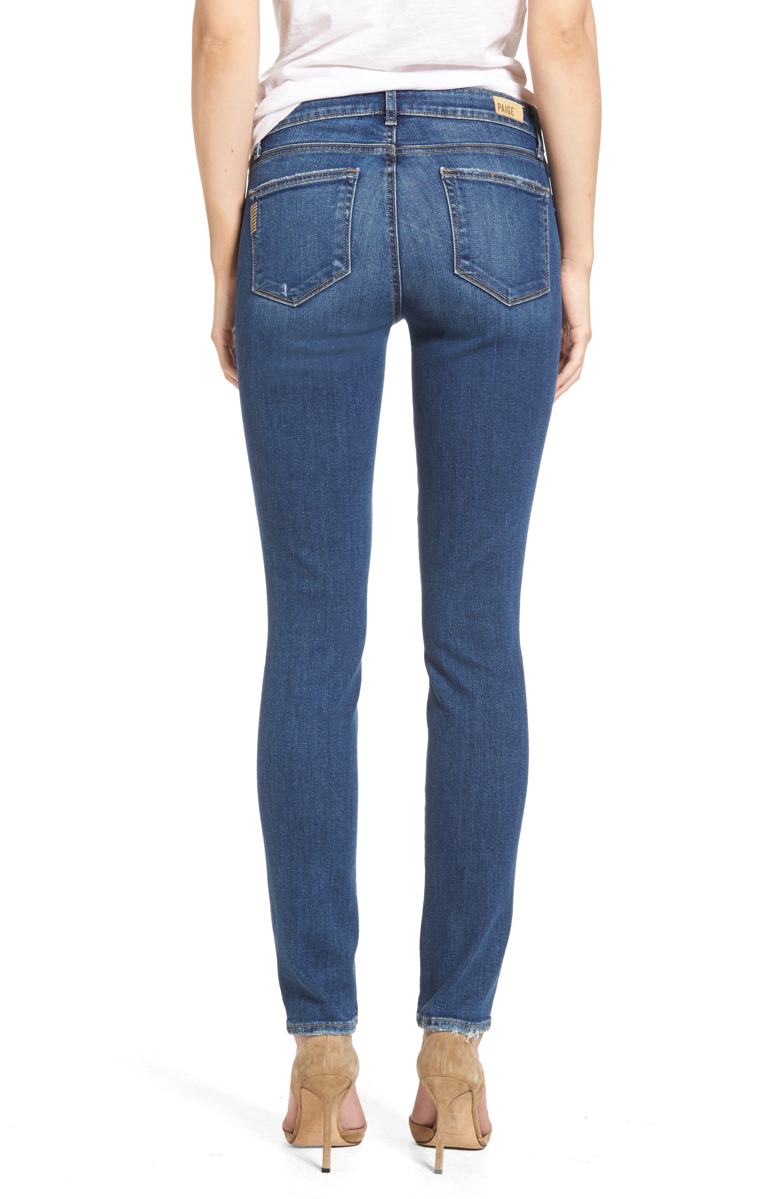 Skyline Skinny Jeans,                             Alternate thumbnail 3, color,                             400