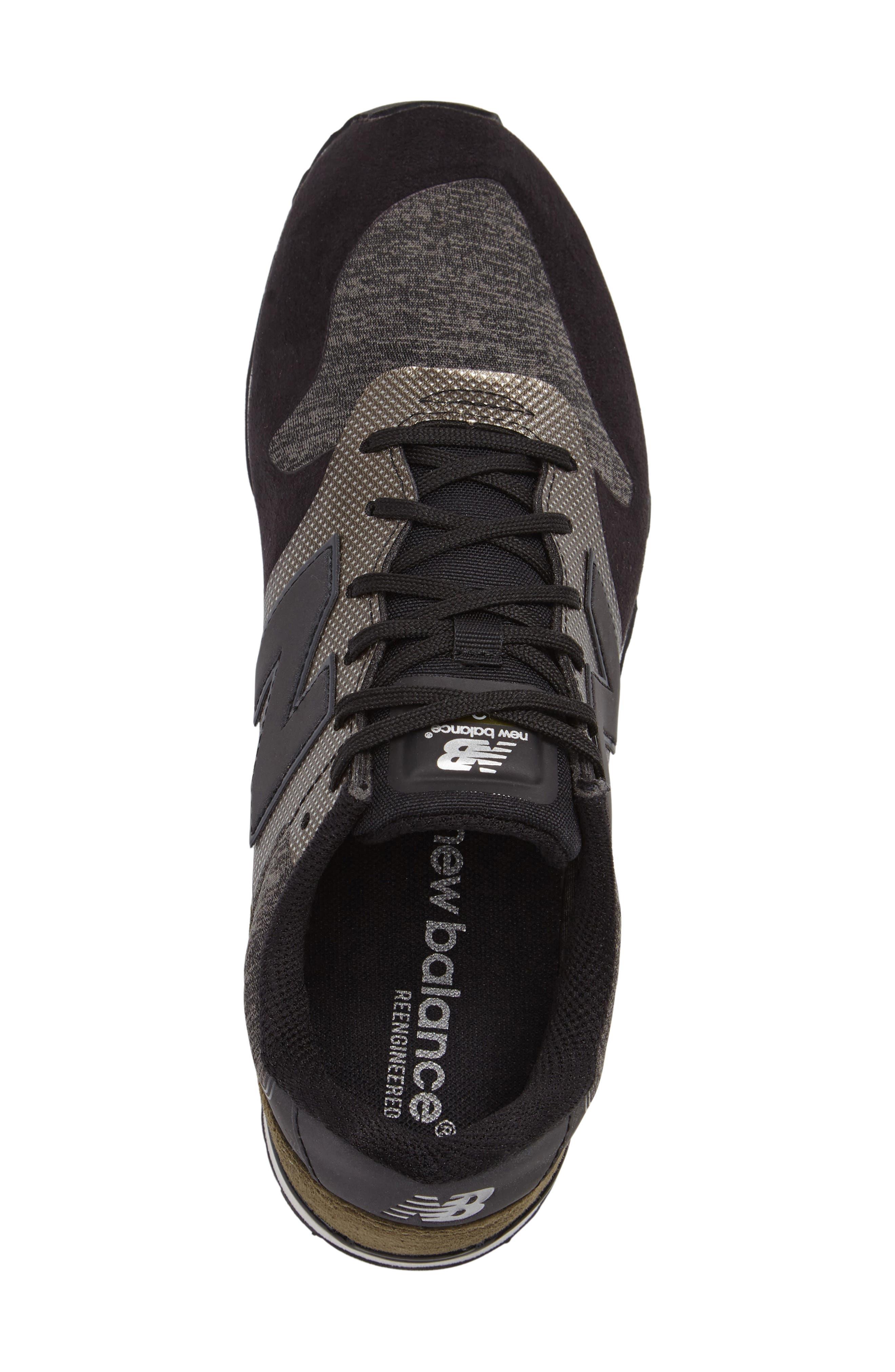 696 Re-Engineered Sneaker,                             Alternate thumbnail 3, color,                             030